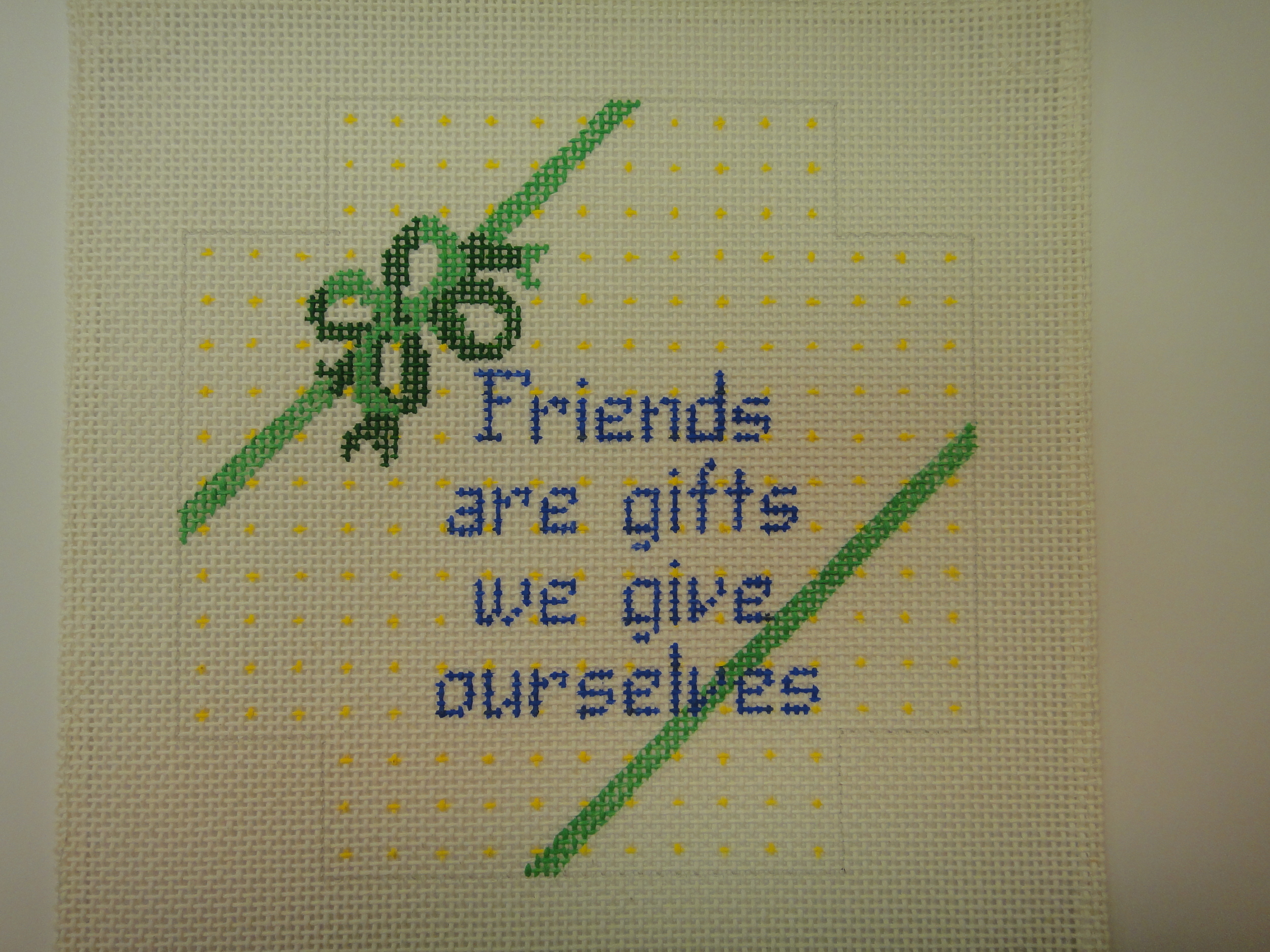 S38 Friends Gift (6x6)