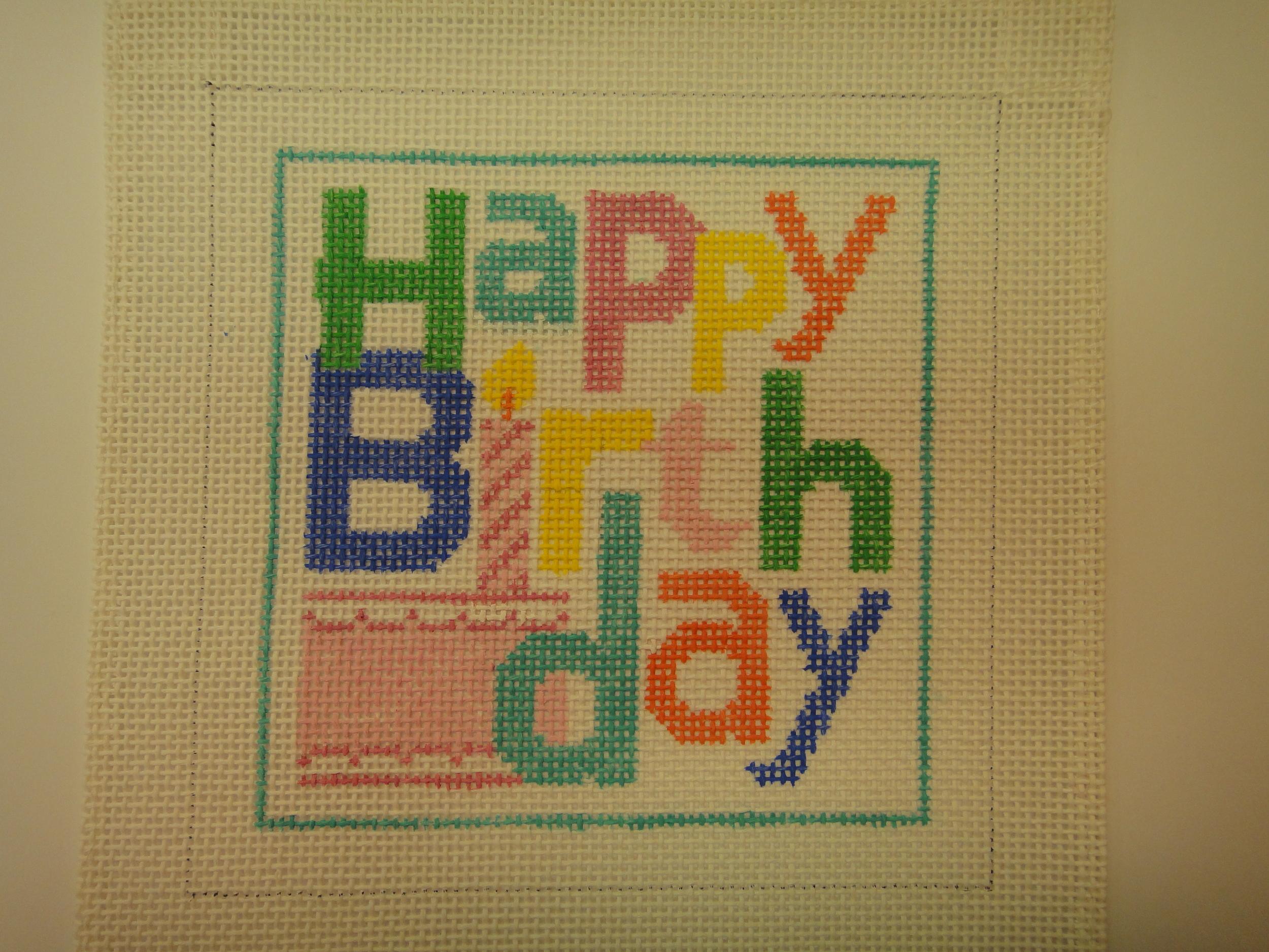 S60 Happy Birthday (6x6)