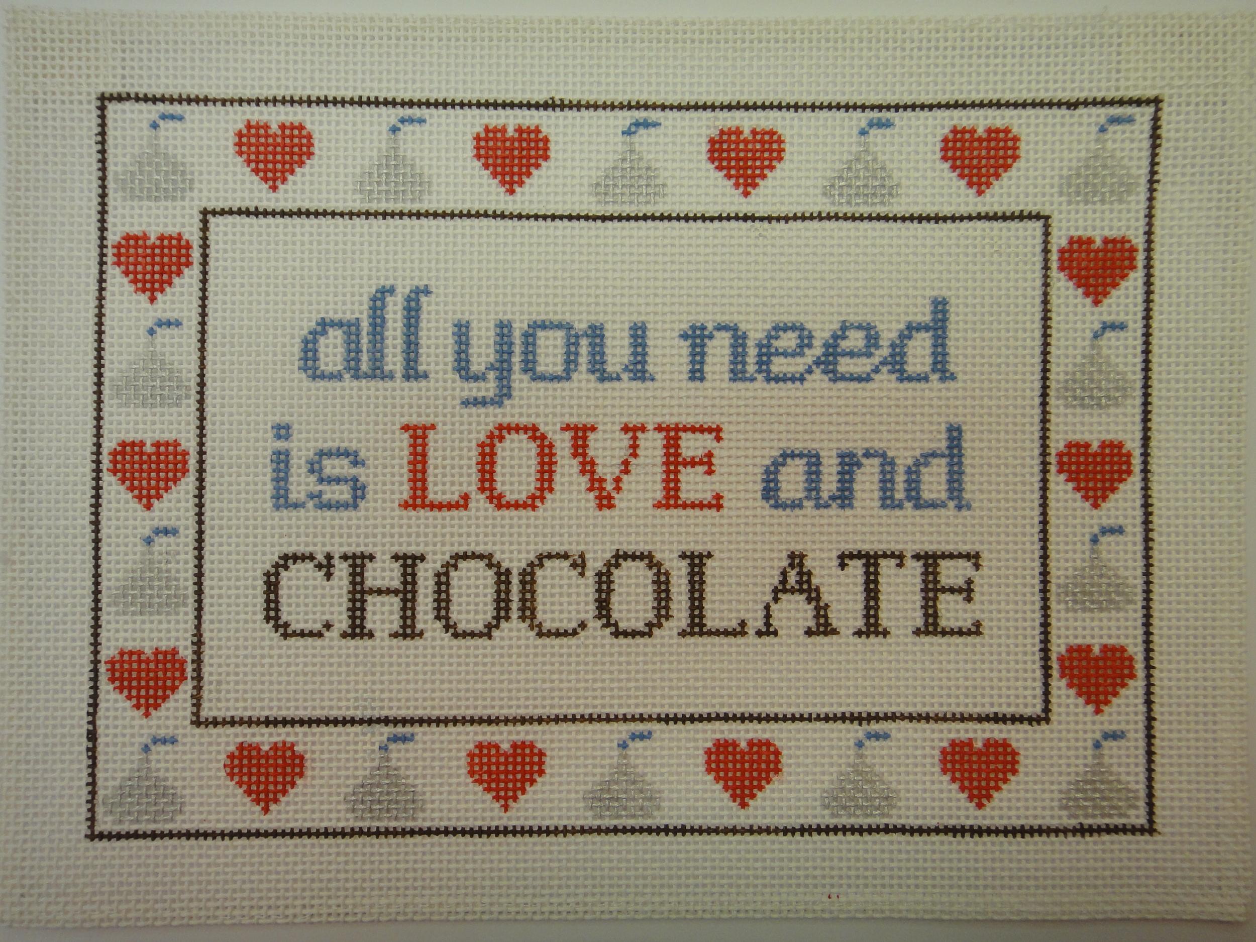 S67 Love and Chocolate (10x7)