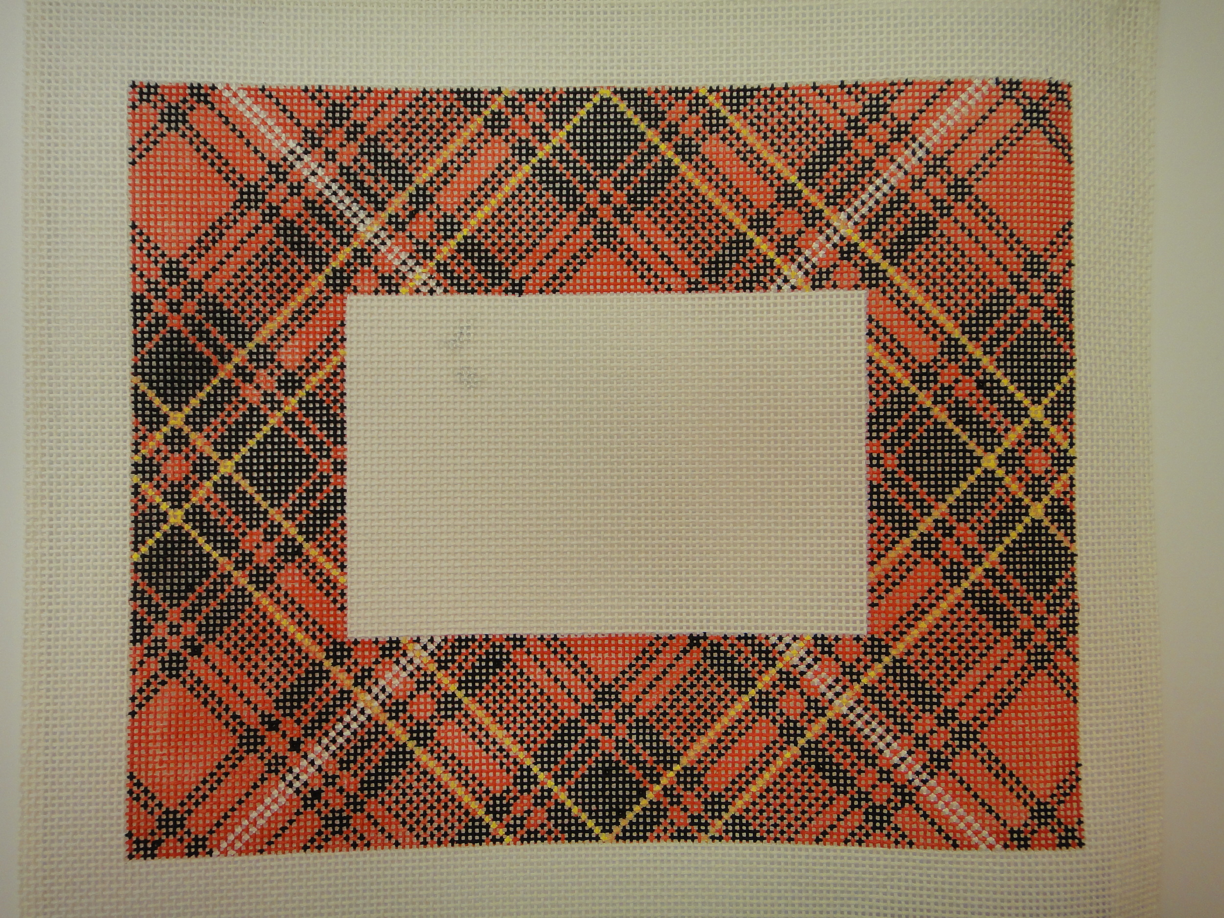 PF2 Tartan Red (8x10 or 10x8)