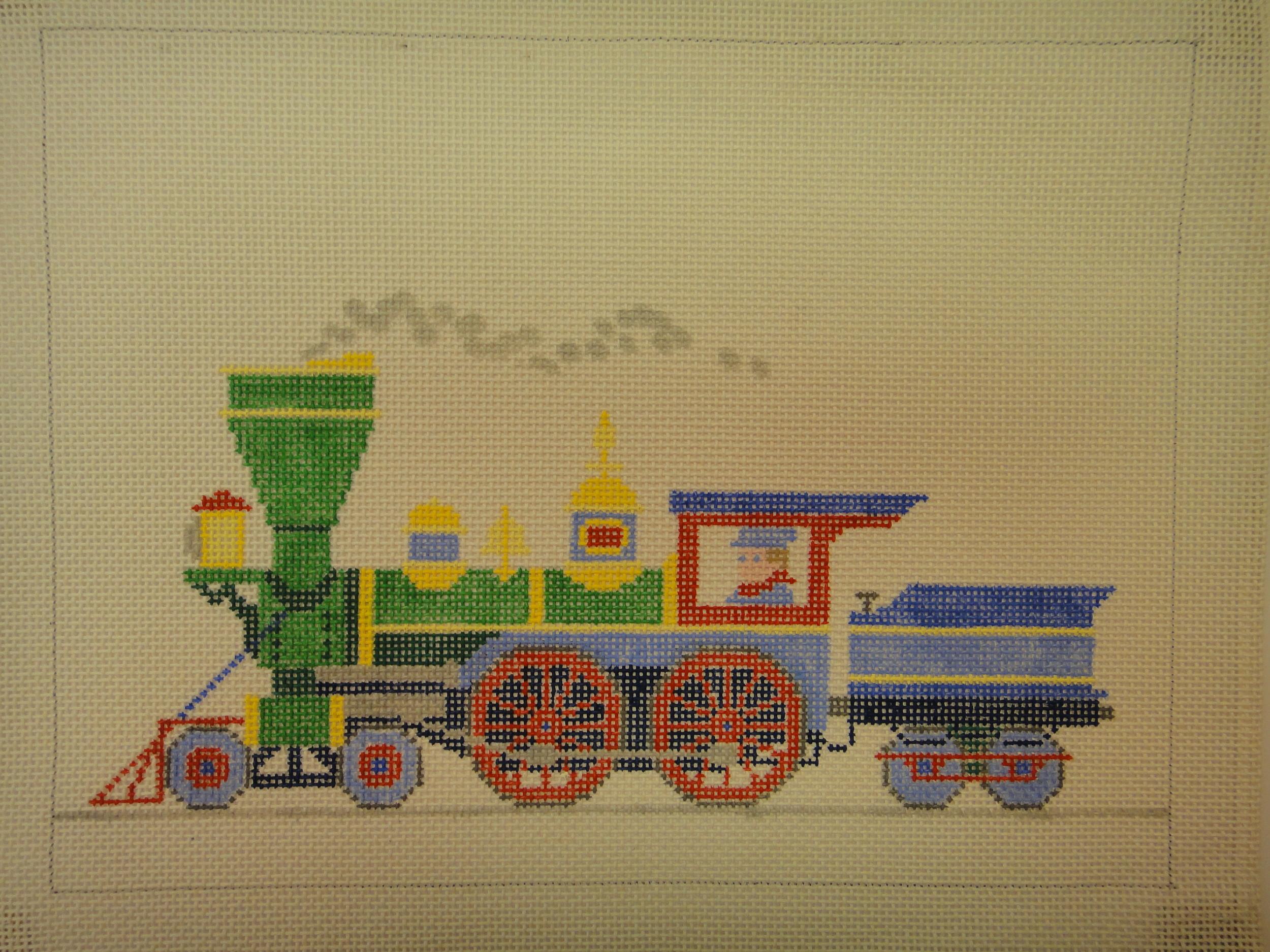 C24 Train Engine (12x9)