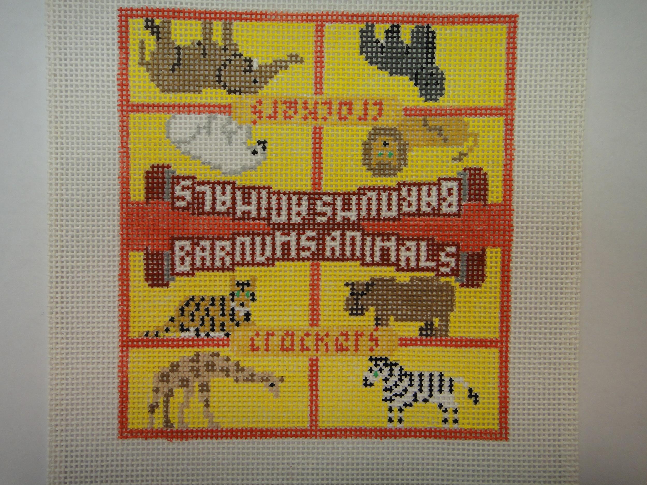 G48 Animal Crackers (6x6)