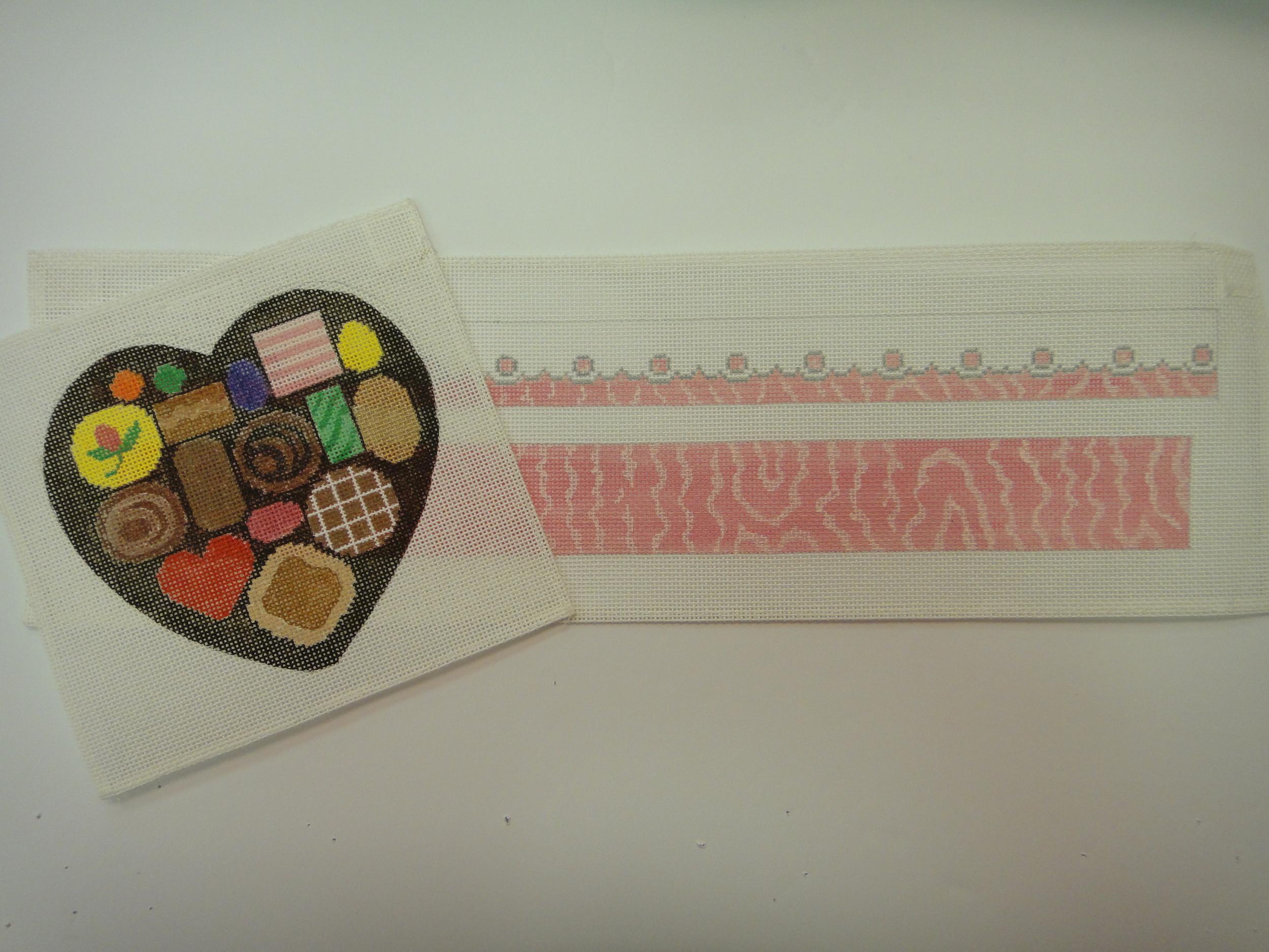 E4 Heart Candy Box, 13 mesh