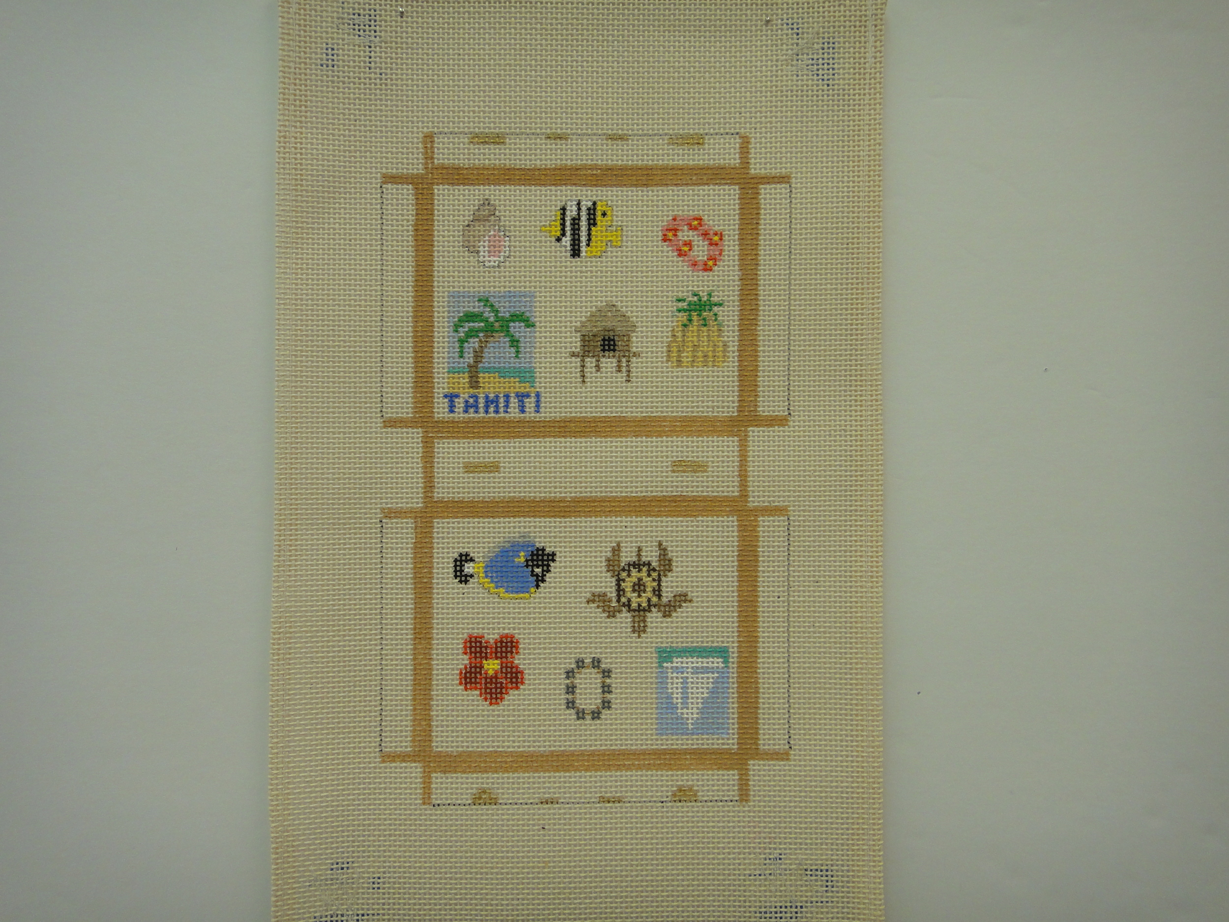 XO32 Travel Case South Seas (4.5x7.5)