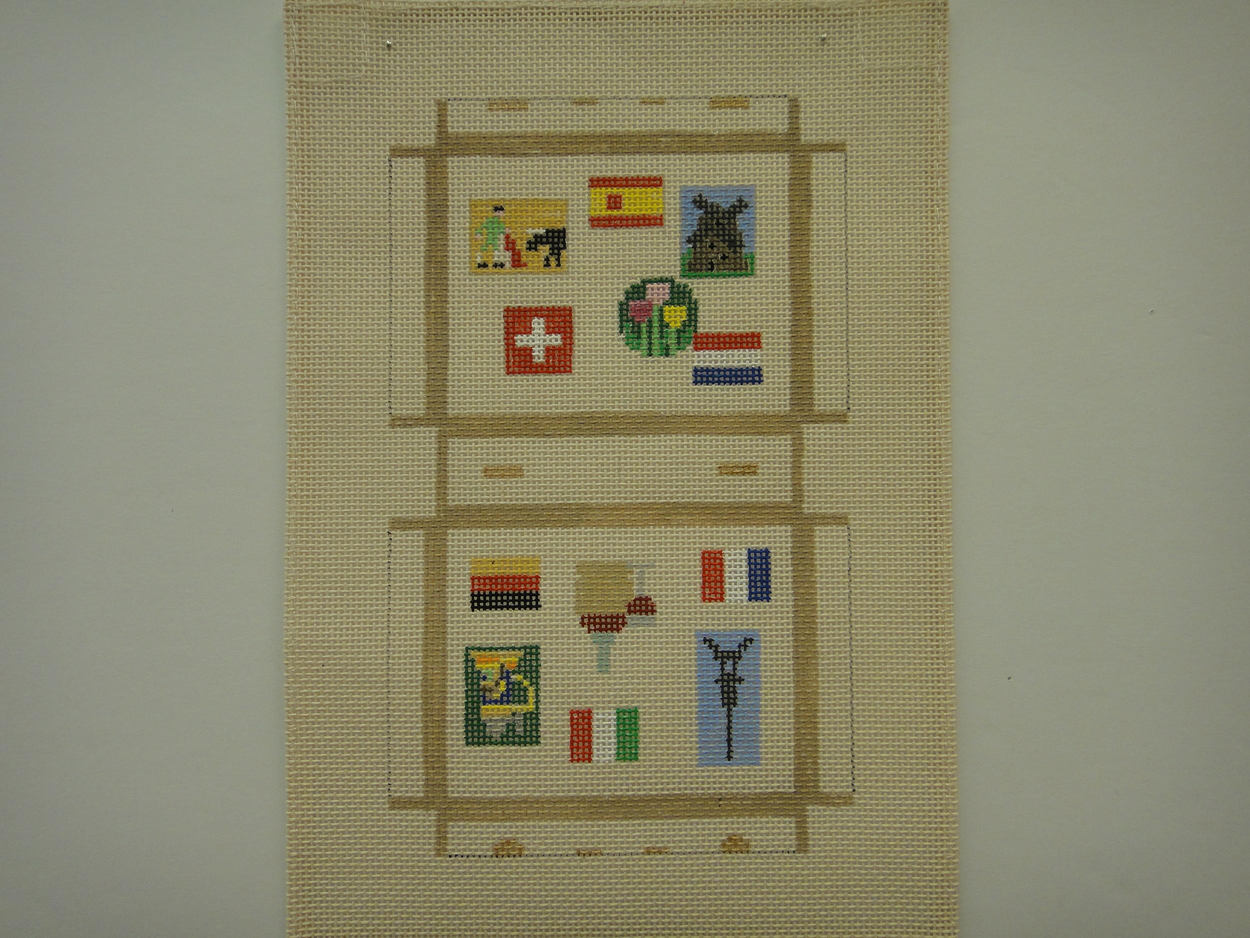 XO30 Travel Case Europe (4.5x7.5)