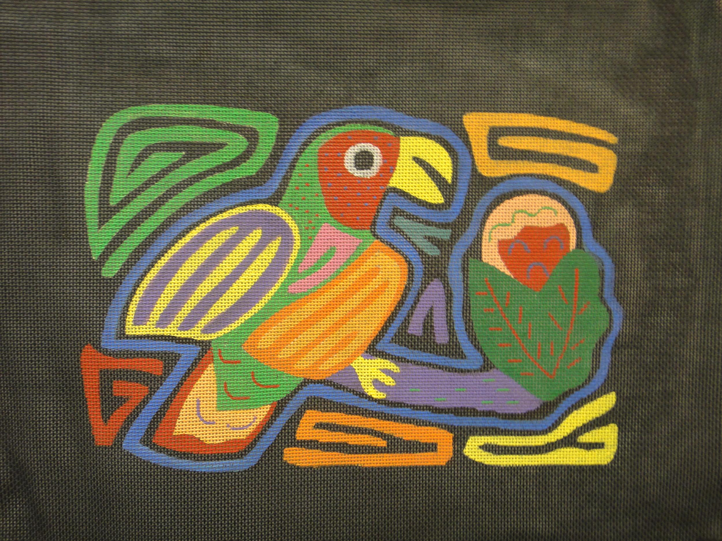 P66A Parrot