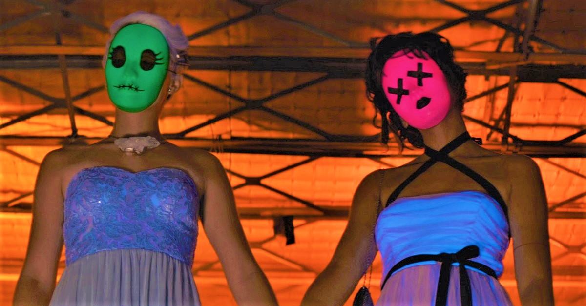 Prom Inspiration from: Tragedy Girls