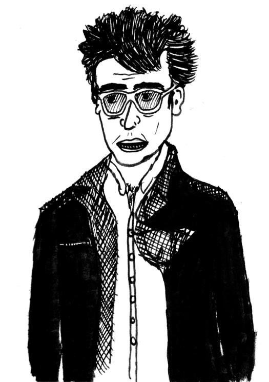 illustration by Ian Hrabe
