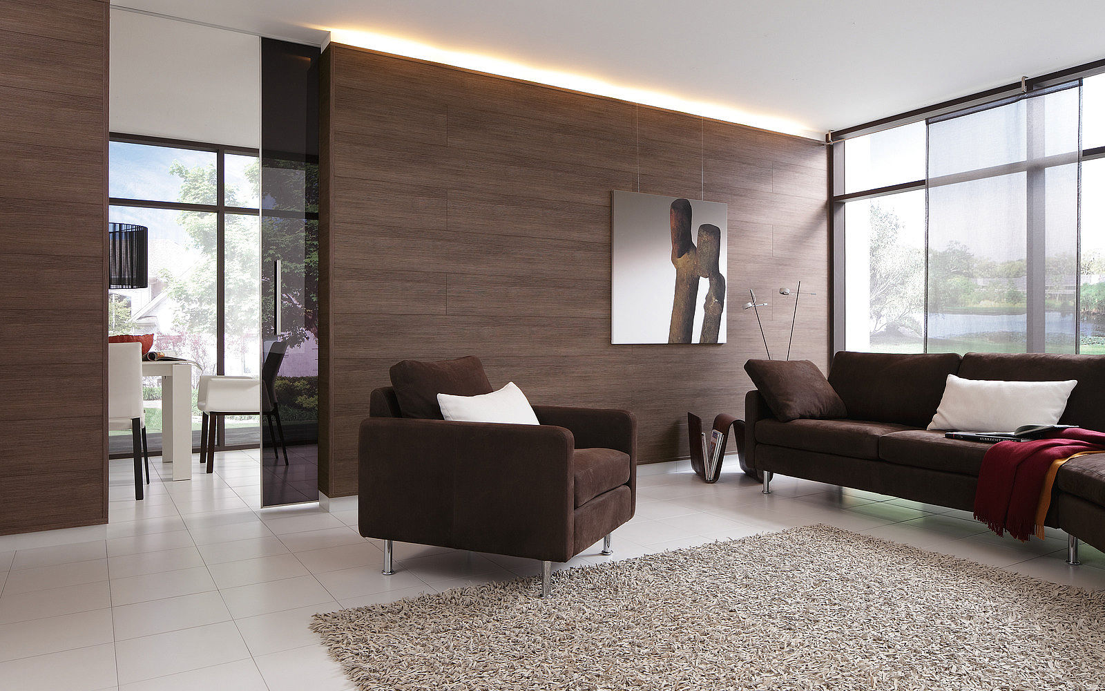 The Surface Company - Wall Panelling