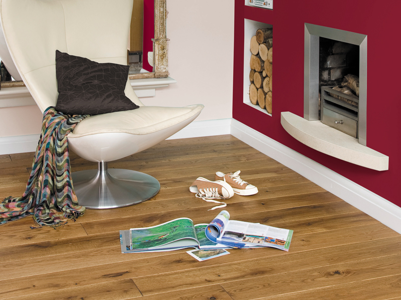 Solid Wood Flooring from The Surface Company Timba Floor