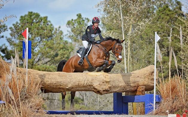 Caroline and The Apprentice at the Carolina CIC3*. Photo by Jenni Autry/EN
