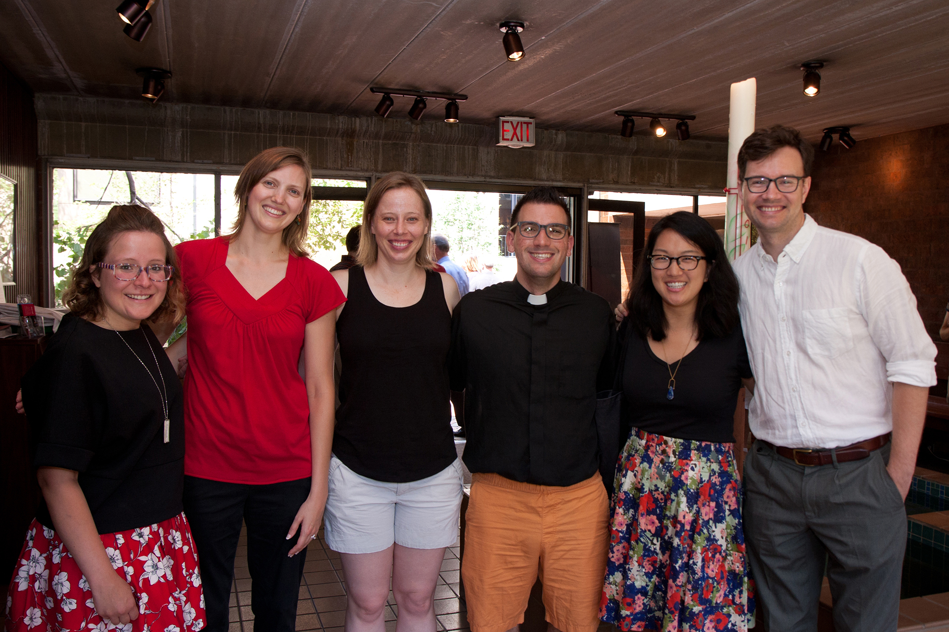 Campus Ministry in Philadelphia    Learn More