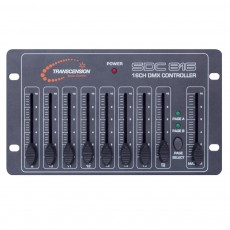 Transcension SDC-816 16CH Lighting Desk