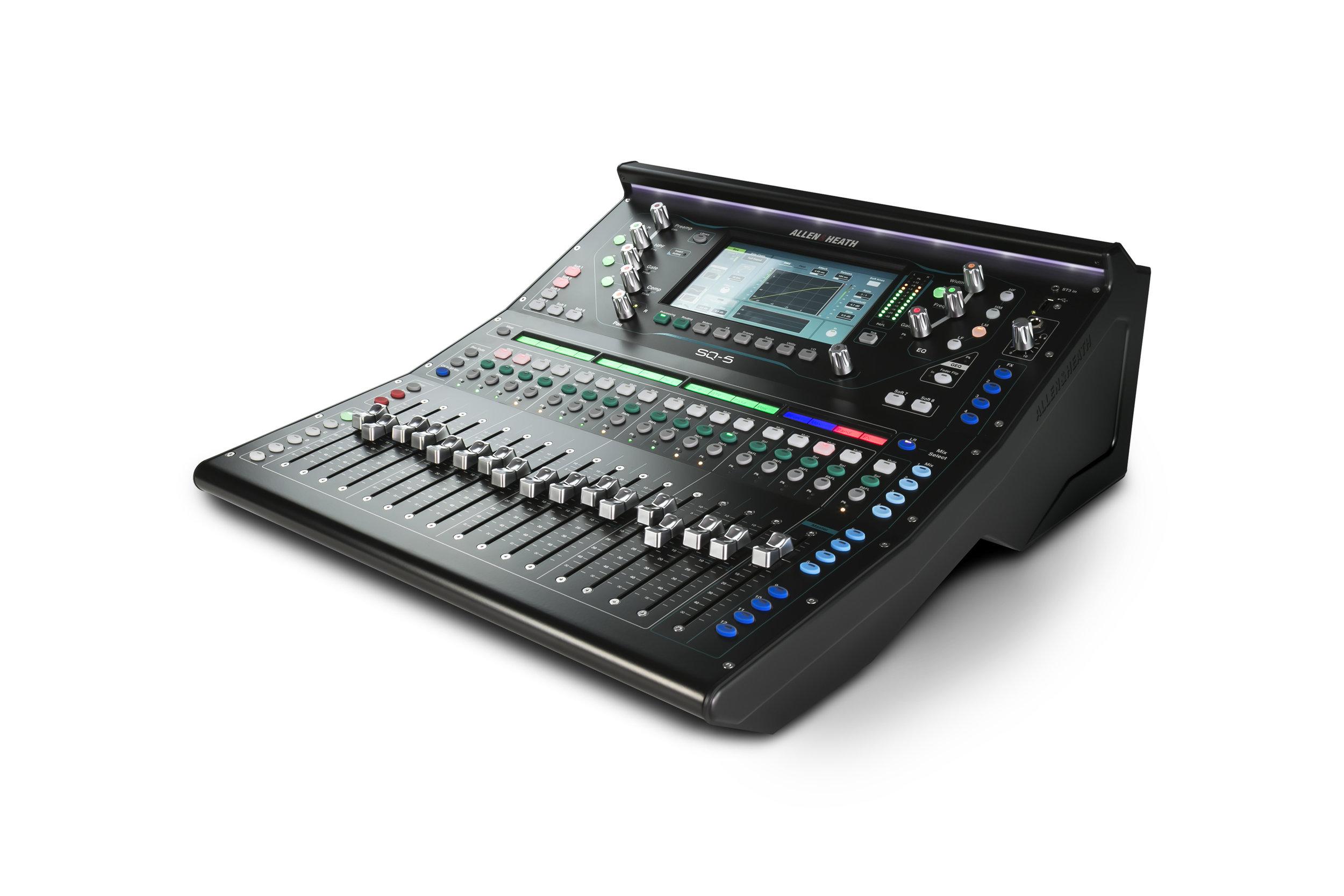 SQ 5 Mixer