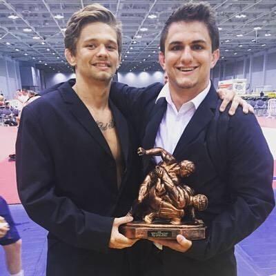 Gabe LaVey (Left), Christian Olanowski (Right)
