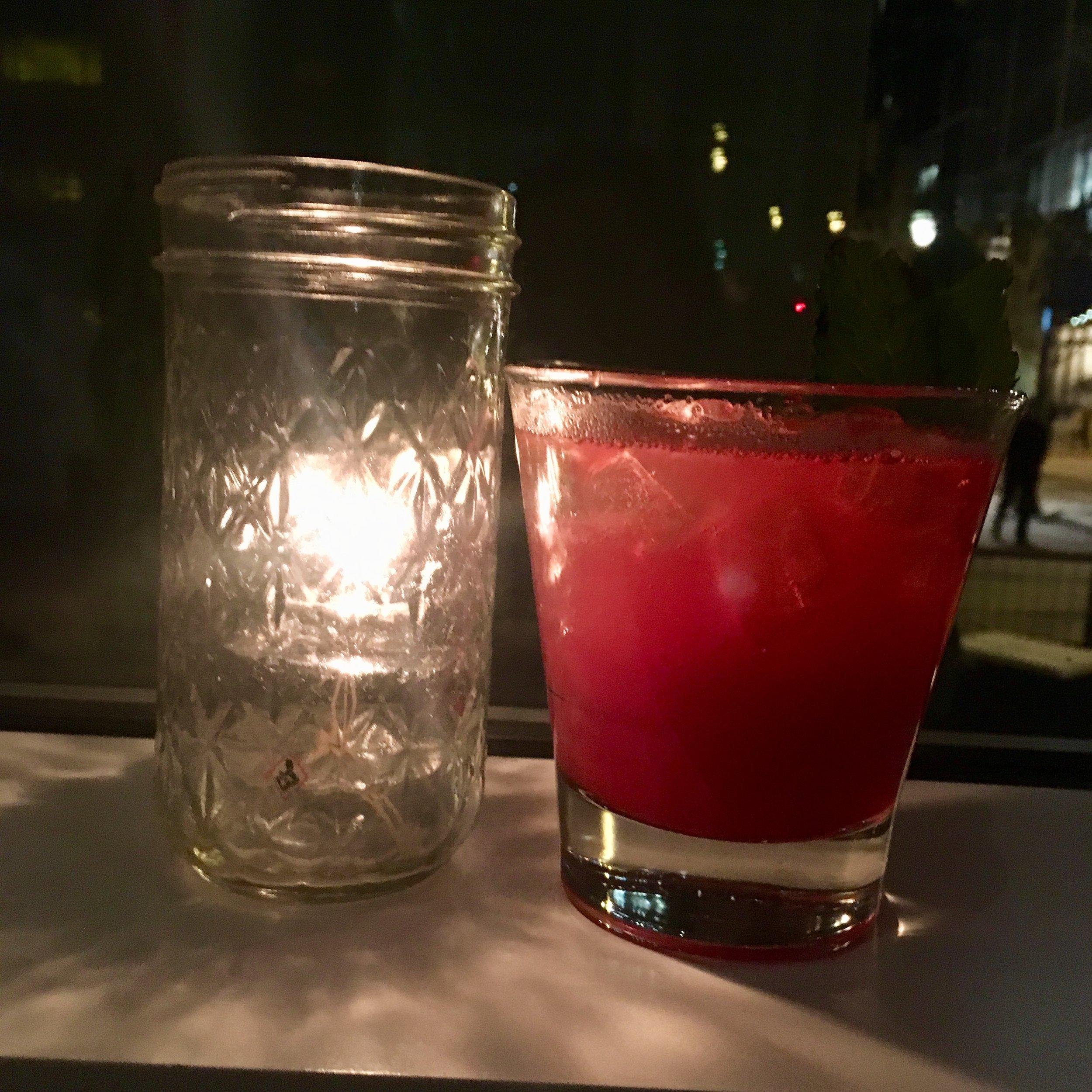 Drinks at Graze!