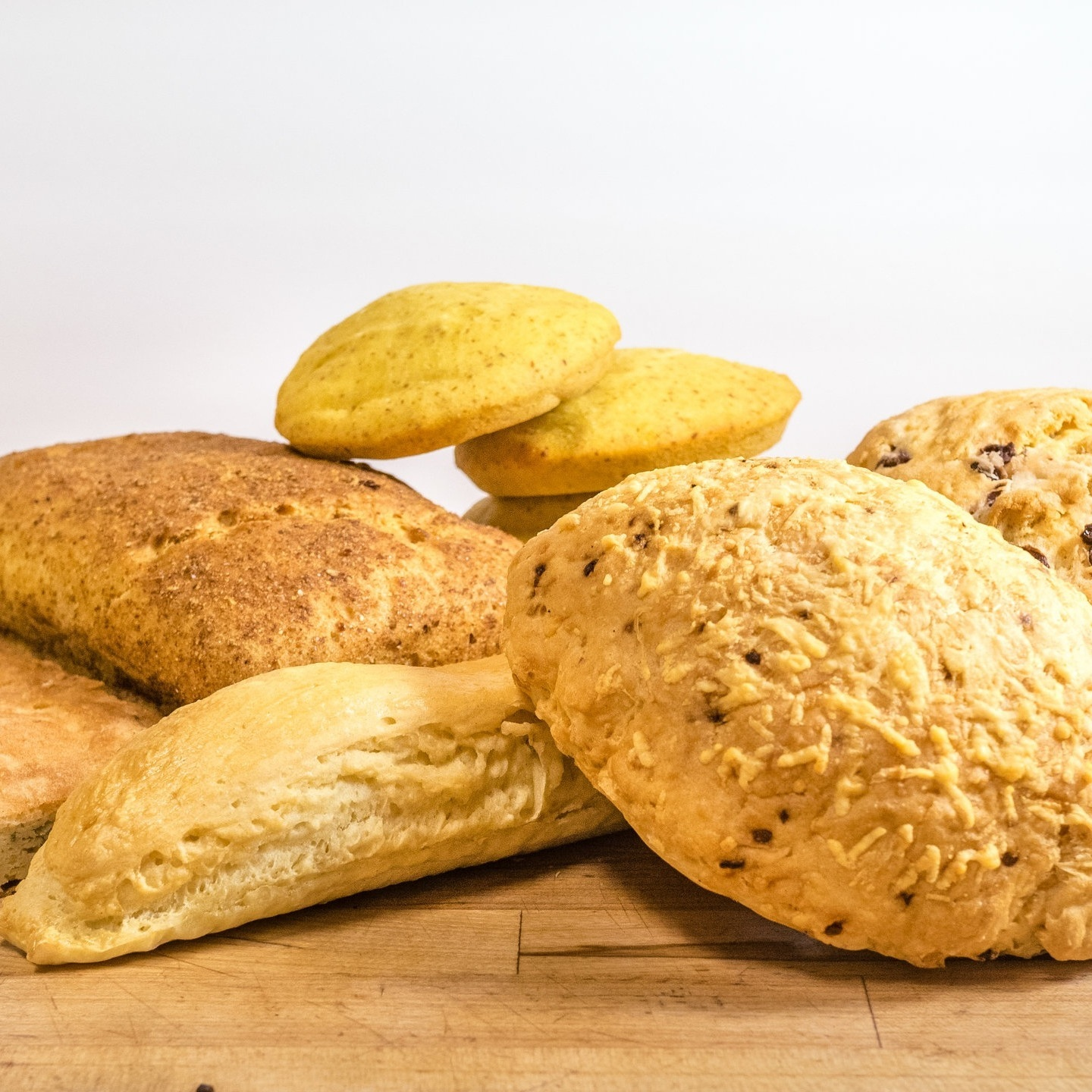 Click to find a listing of all our artisan breads and care instructions.
