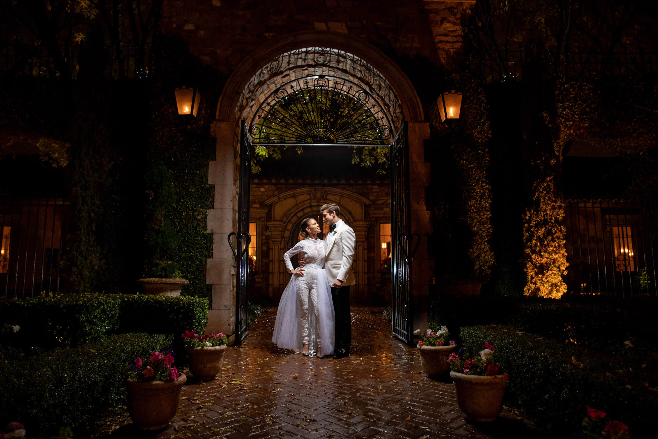 Villa siena phoenix wedding photography