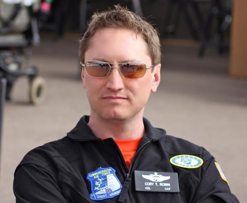 Cory Robin - 2015 STOL DRAG World ChampionAviation Advocate, Public SpeakerFOUNDER OF THE FLYING COWBOYS3500 hours in 'bush' type aircraft83 videos since starting his YouTube channel just over one year ago with around 25,000 subscribers. Find him on on all social media as 'cory robin' or 'flycory'Oshkosh STOL competitorSTOL RACE #5 in the new DRAG RACING CLASS at the Reno Air Races September 11-15FROM Salt Lake City Utah4 Kids ranging in age from 3 to 11 years old (3 boys, and a girl) His daughter shows the most enthusiasm and interest in becoming a pilot.Cory owns airline software Company: 'SKYVANTAGE' and hosts all the reservations and operations of 34 airlines in 17 countries.You can see him more on Youtube, Oshkosh and many other upcoming events. MORE INFO at CORYROBIN.comAircraftNickname GHOST came from flying with friends before he added the orange, he would be flying in groups and the black and silver airplane would 'disappear' against the terrain so people kept commenting that it was a 'ghost' and the name stuck.Cory Robin travels extensively in his HOME BUILT Cubcrafters Carbon Cub EX. He has taken it to Alaska, The Bahamas, Mexico and all over the rest of the United States.Cory is proudly sponsored by:Griplockties and ACME AEROAircraft DATA998 Pound Empty weight (currently equipped)180 HP Titan CC-34035 inch bushwheels with ACME shocks and ACME Stinger Tailwheel suspension system.With 27 years of experience in computer science and aviation, Cory started his professional career by running AviationNet and The Pilots Logbook BBS, both in his parent's basement when he was 16 years old. At 18, he helped revolutionize one of the largest data entry organizations in the western US by creating a platform for in-home data entry via dial-up. Later he joined Clark Development Company to help pioneer many web technologies that are still in use today. Cory developed a game changing business strategy for small airlines to raise large amounts of operating cash through gov