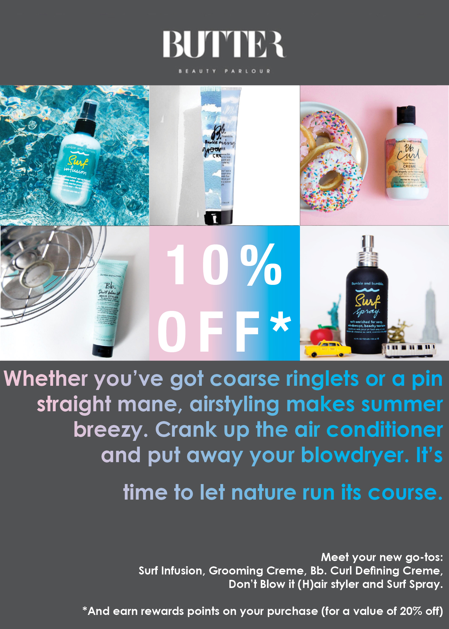 *Applies only to full-sized products, cannot be combined with any other offers