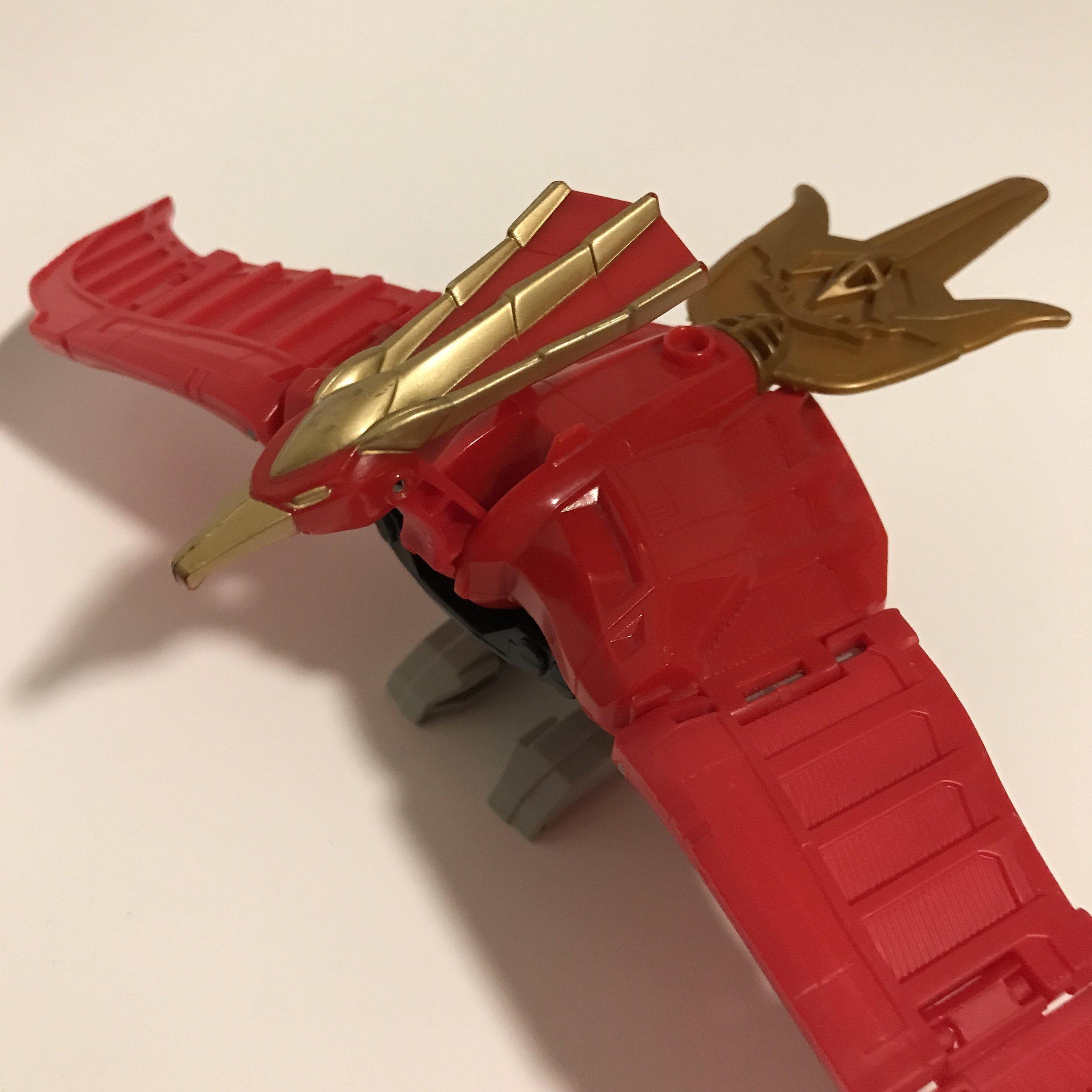 Power Ranger Firebird