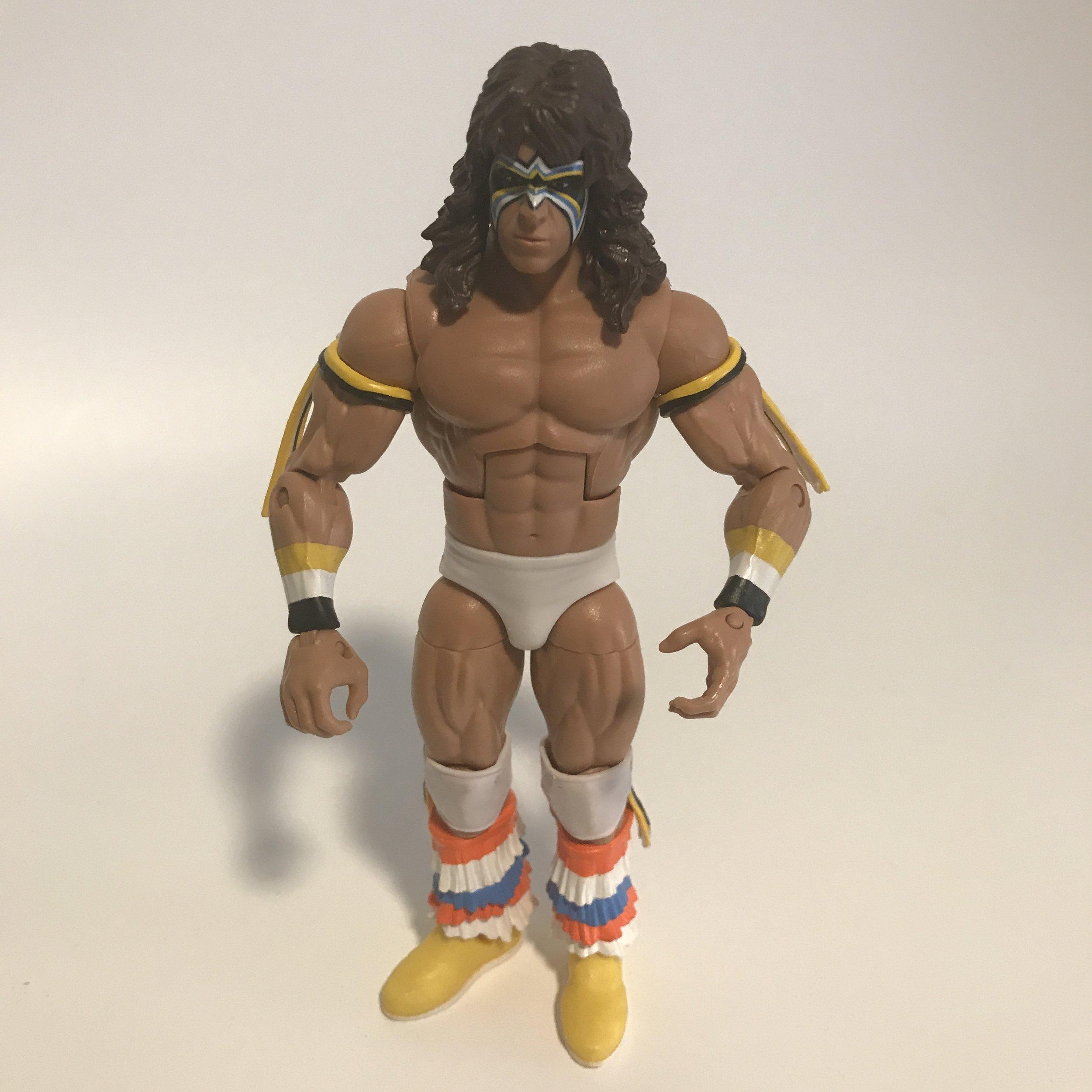Ultimate Warrior #1