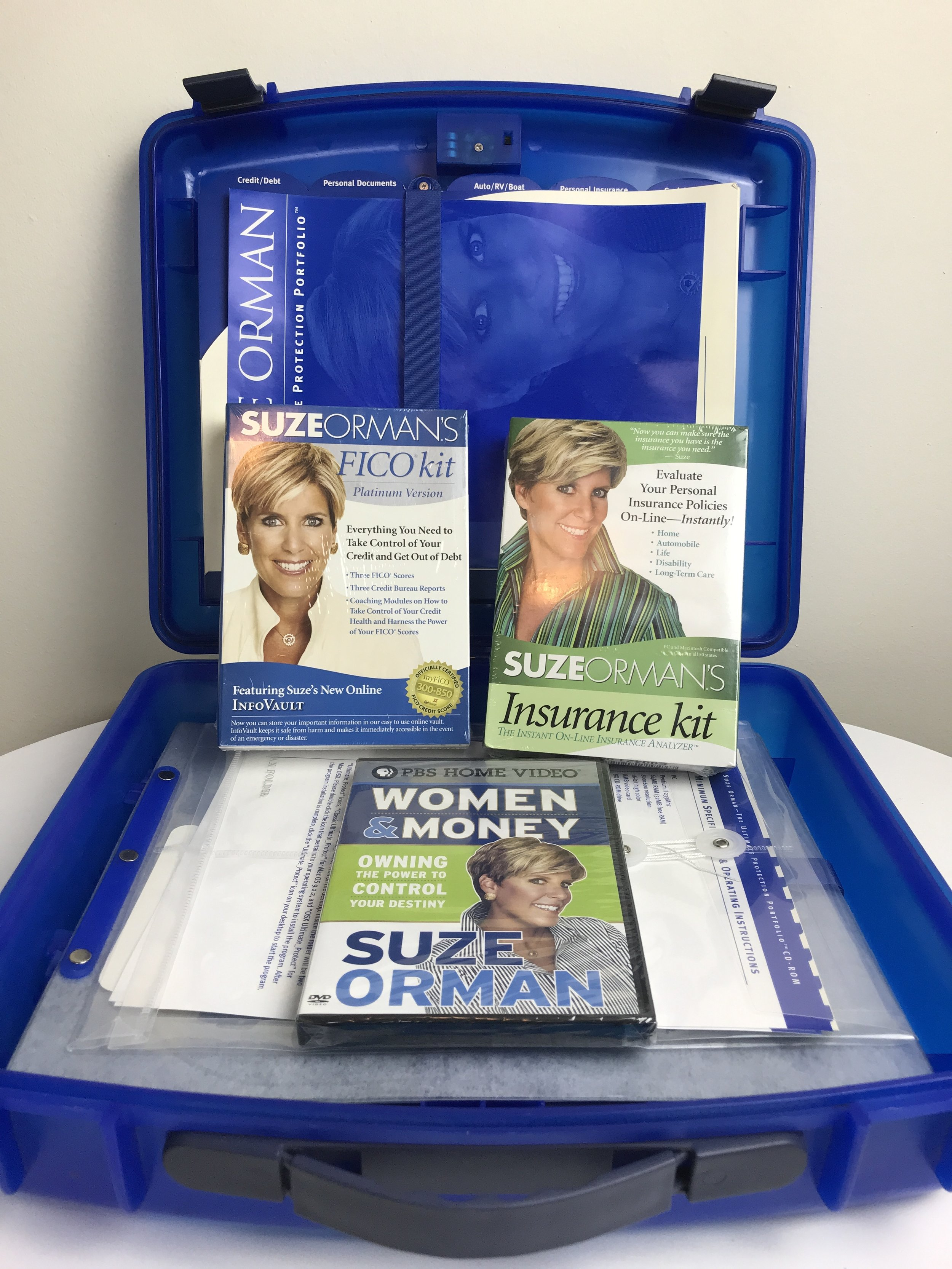 Suze Orman Personal Protection