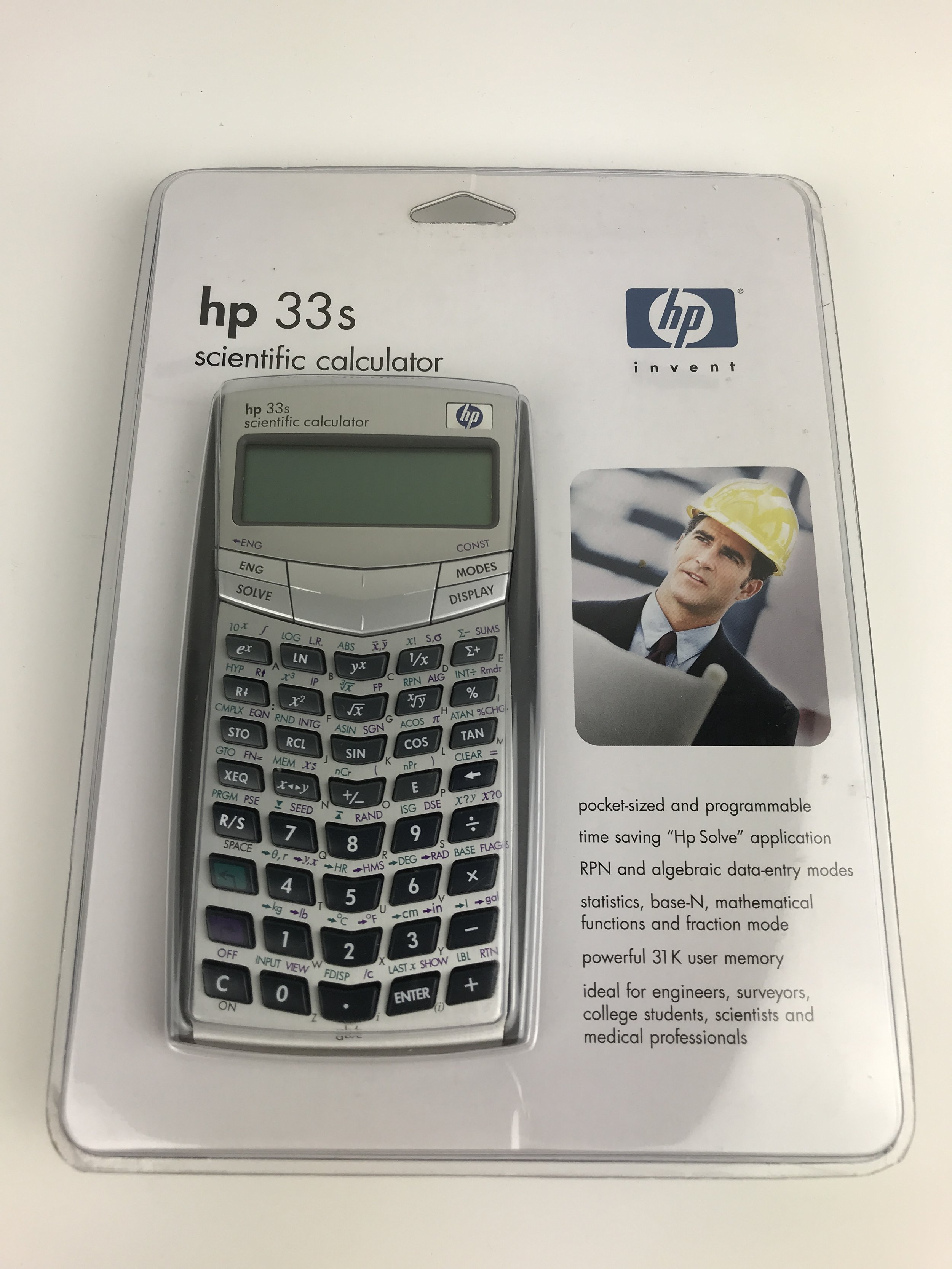 HP 33S Calculator