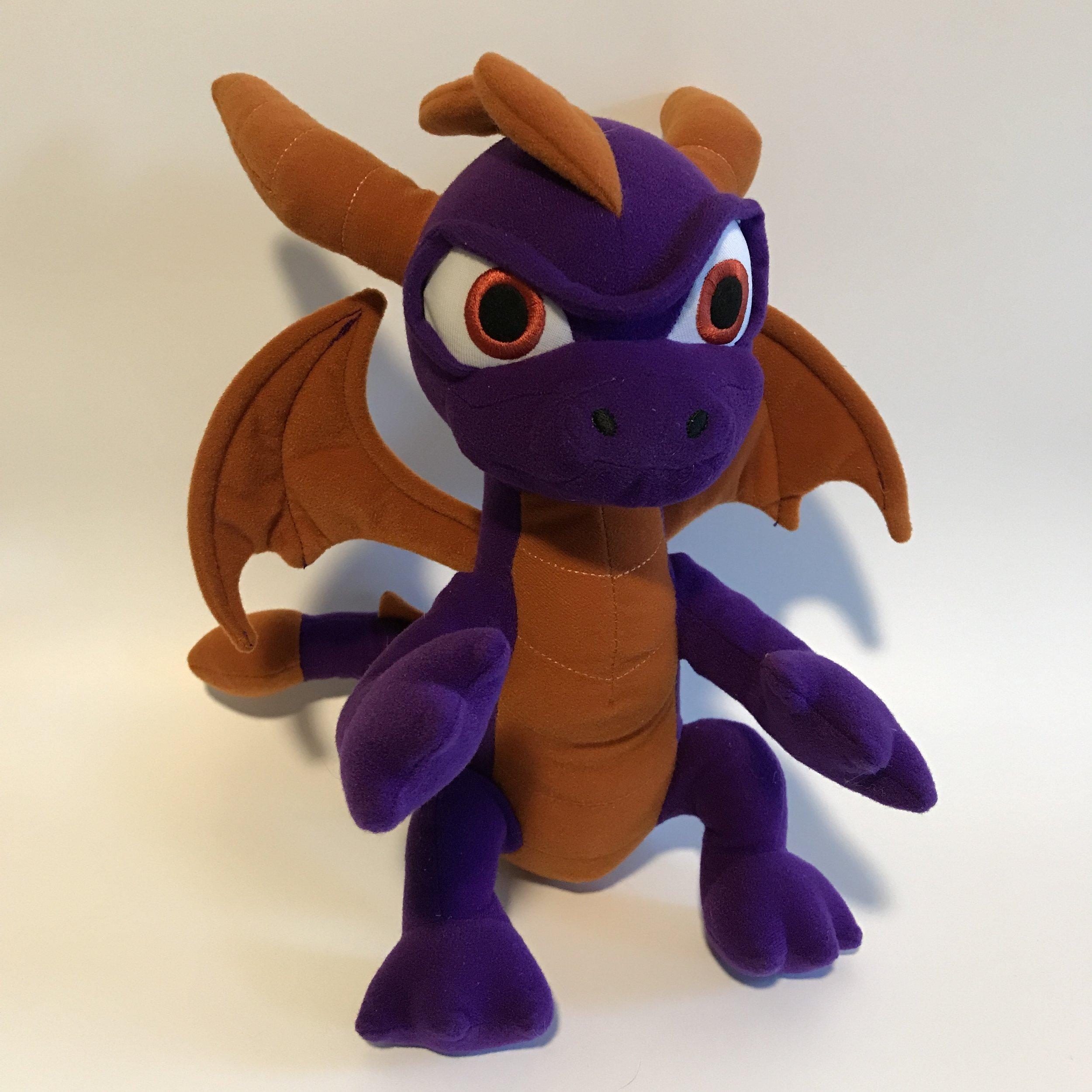 Skylander Giant Spyro plush