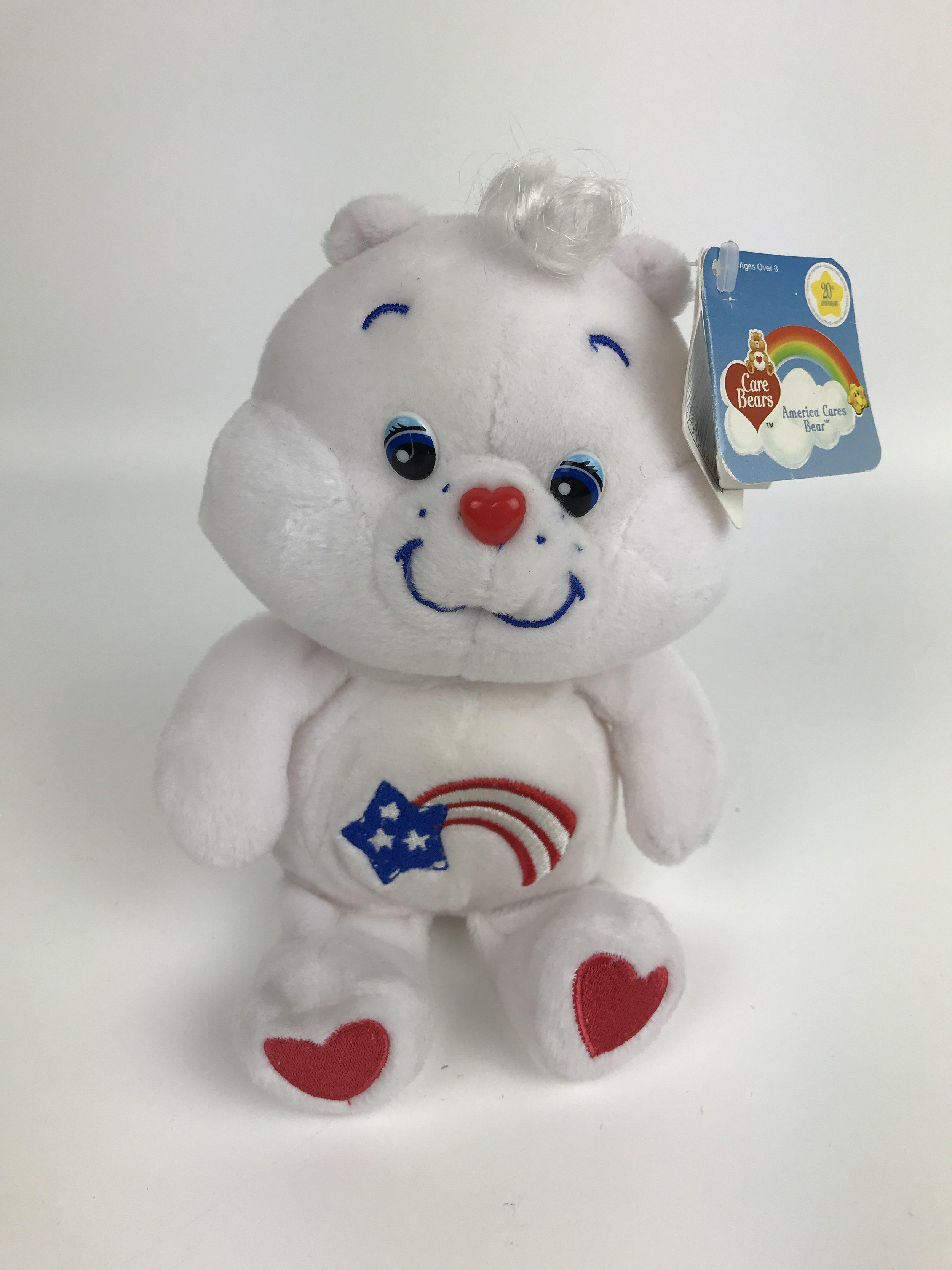 America Care Bear plush