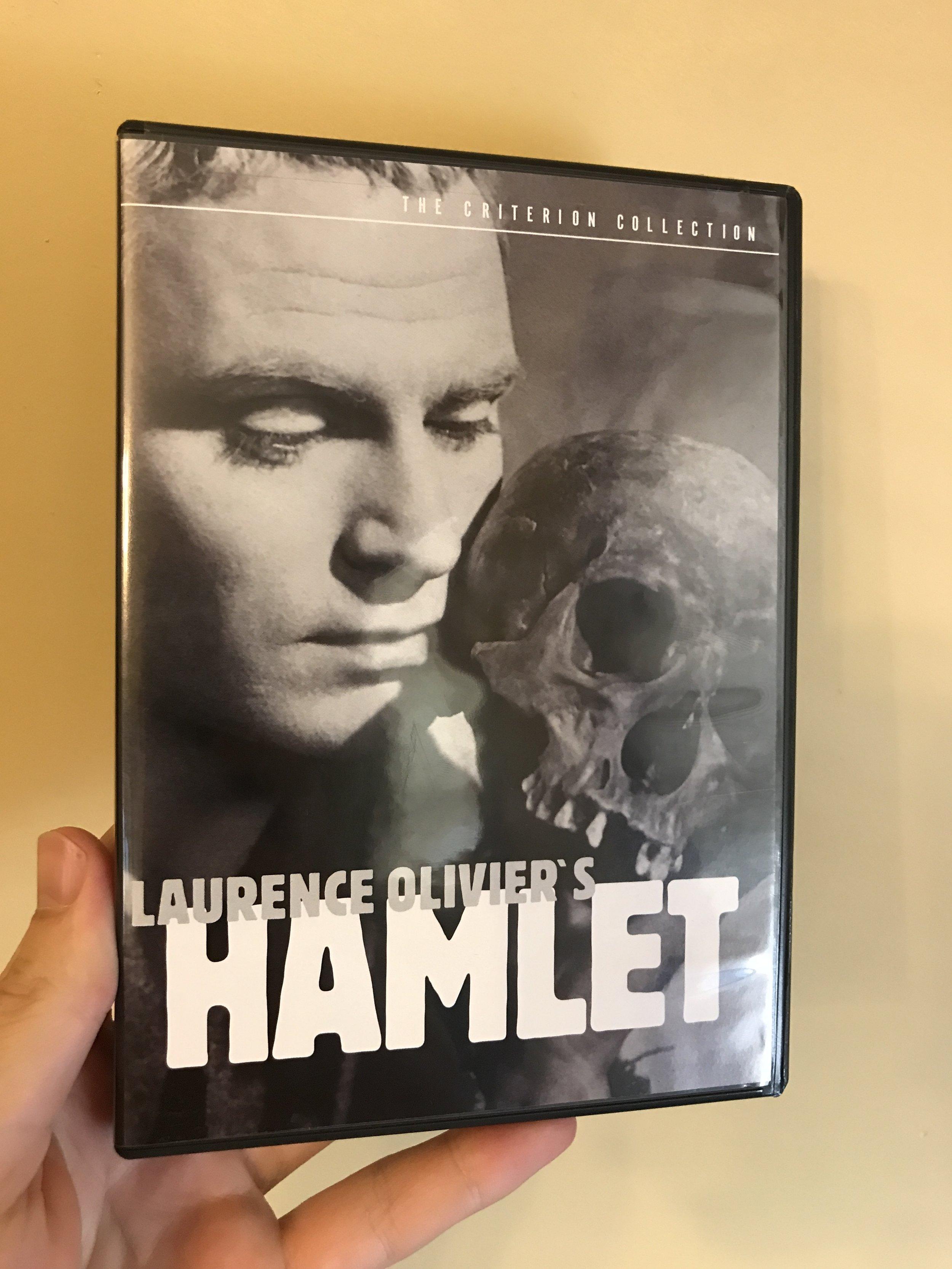 Criterion Collection - Hamlet DVD