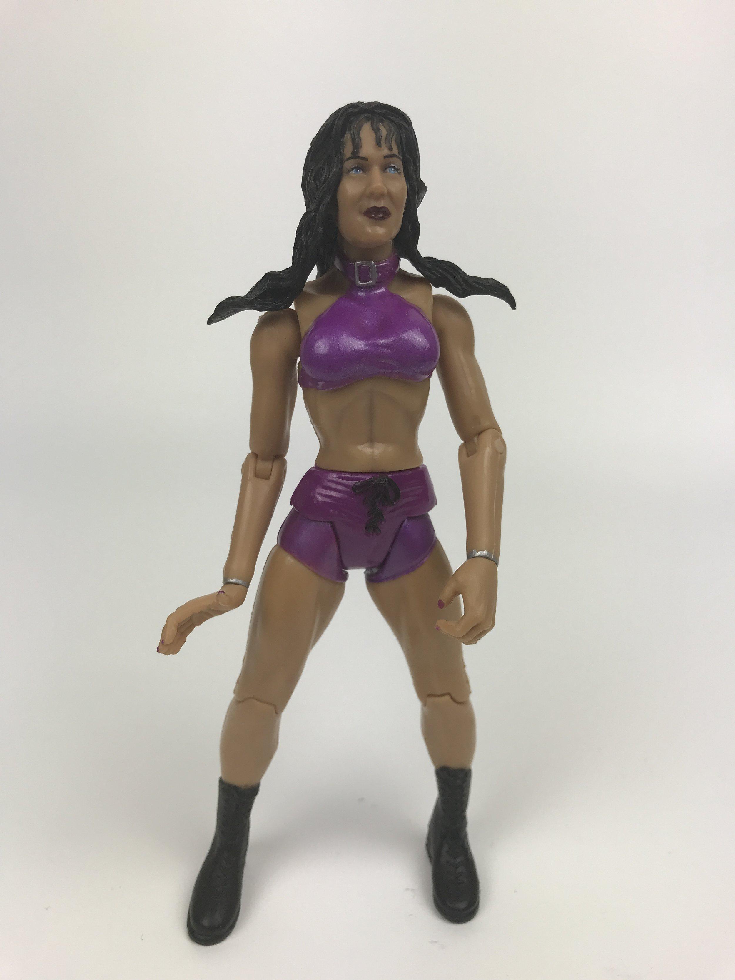 Chyna WWE action figure