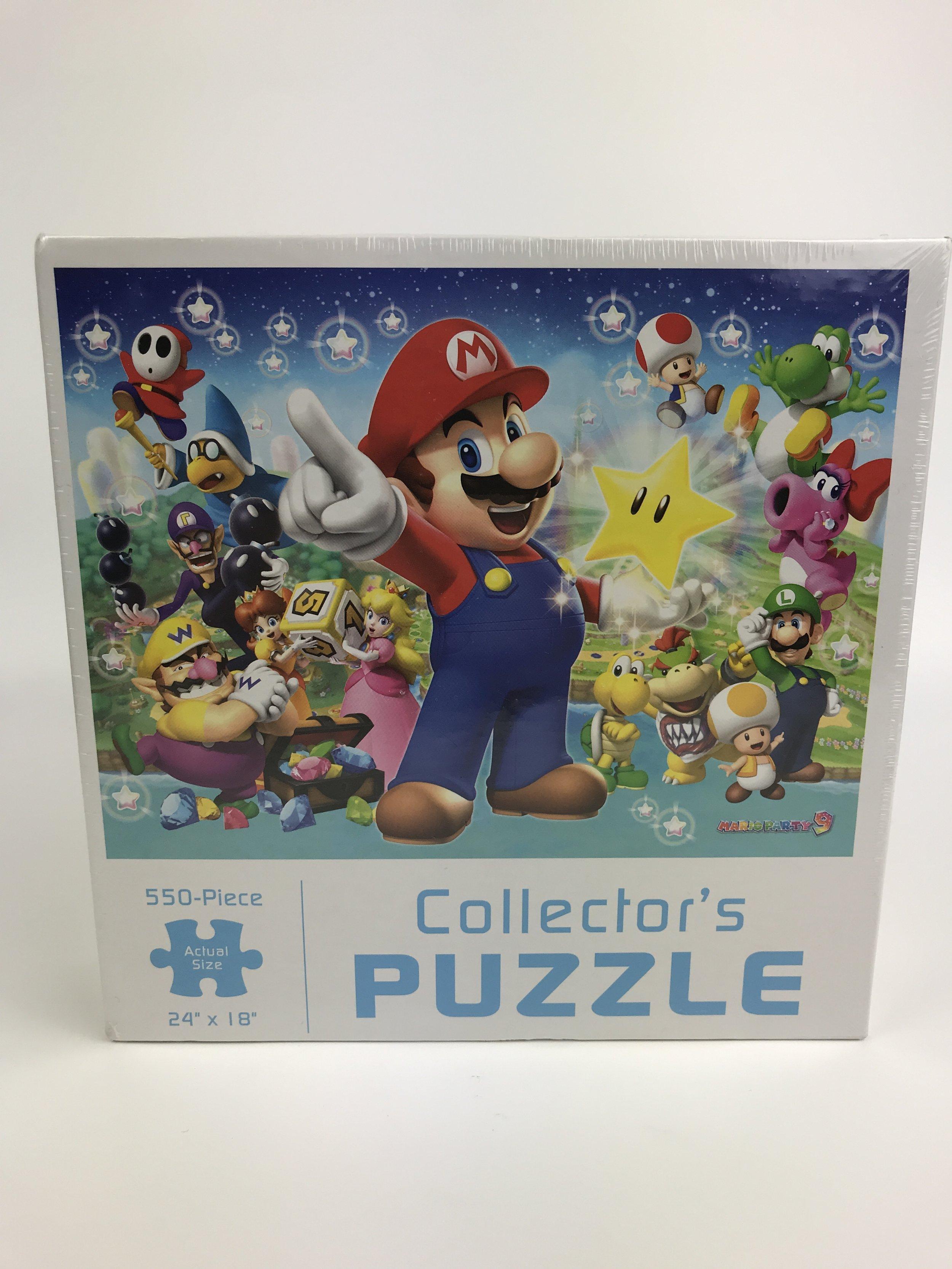 Mario Collector's Puzzle