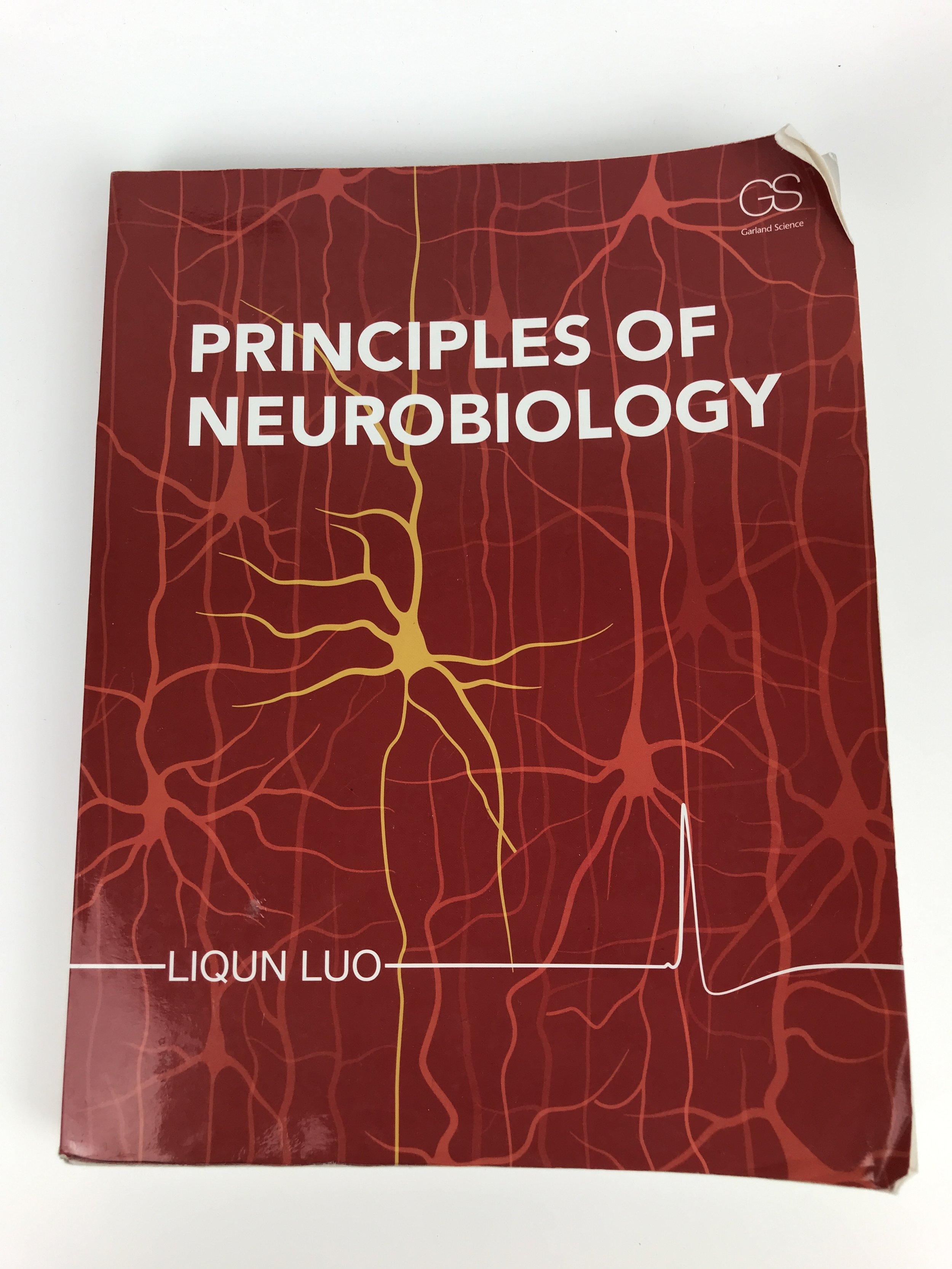 Neurobio textbook
