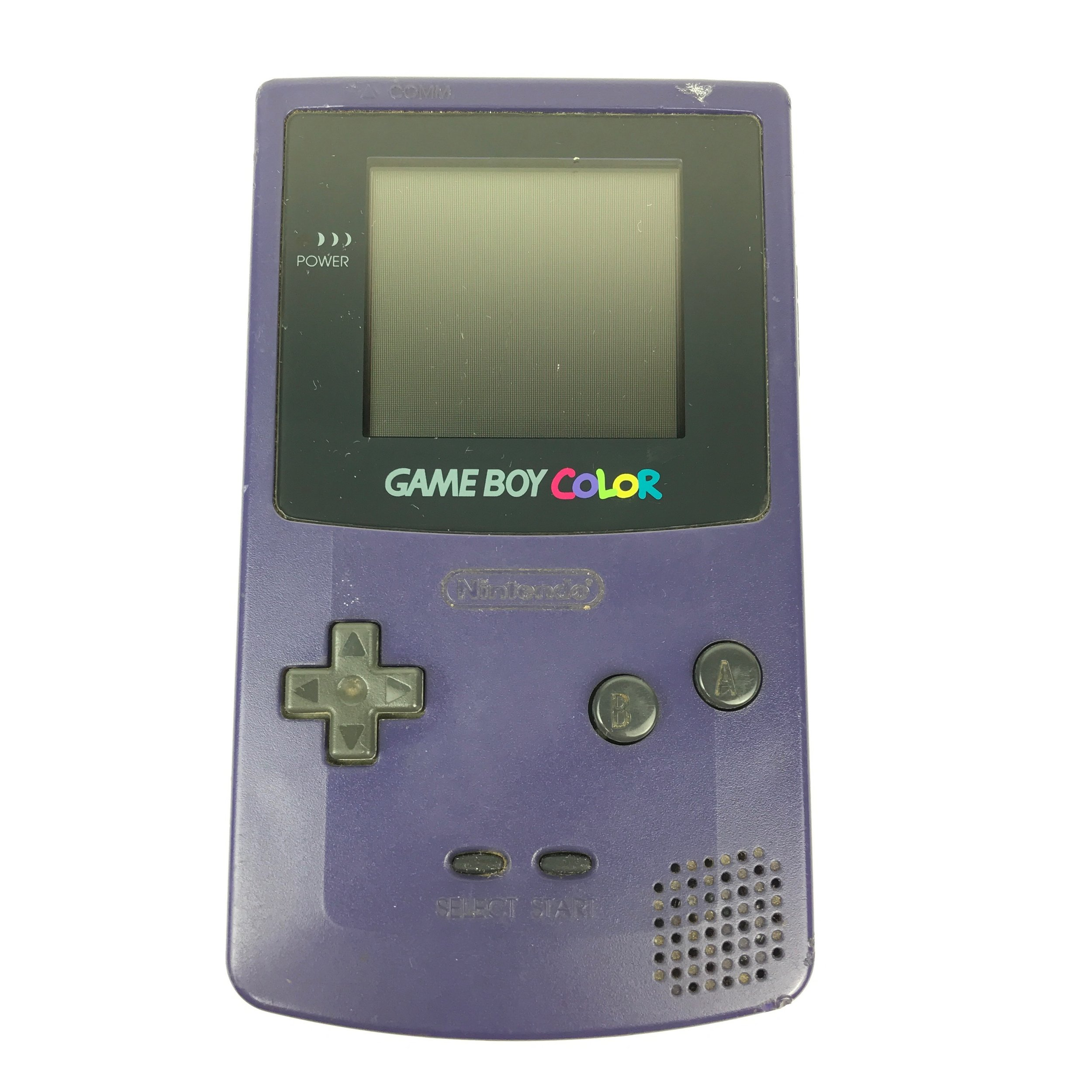 Gameboy Color (purple)