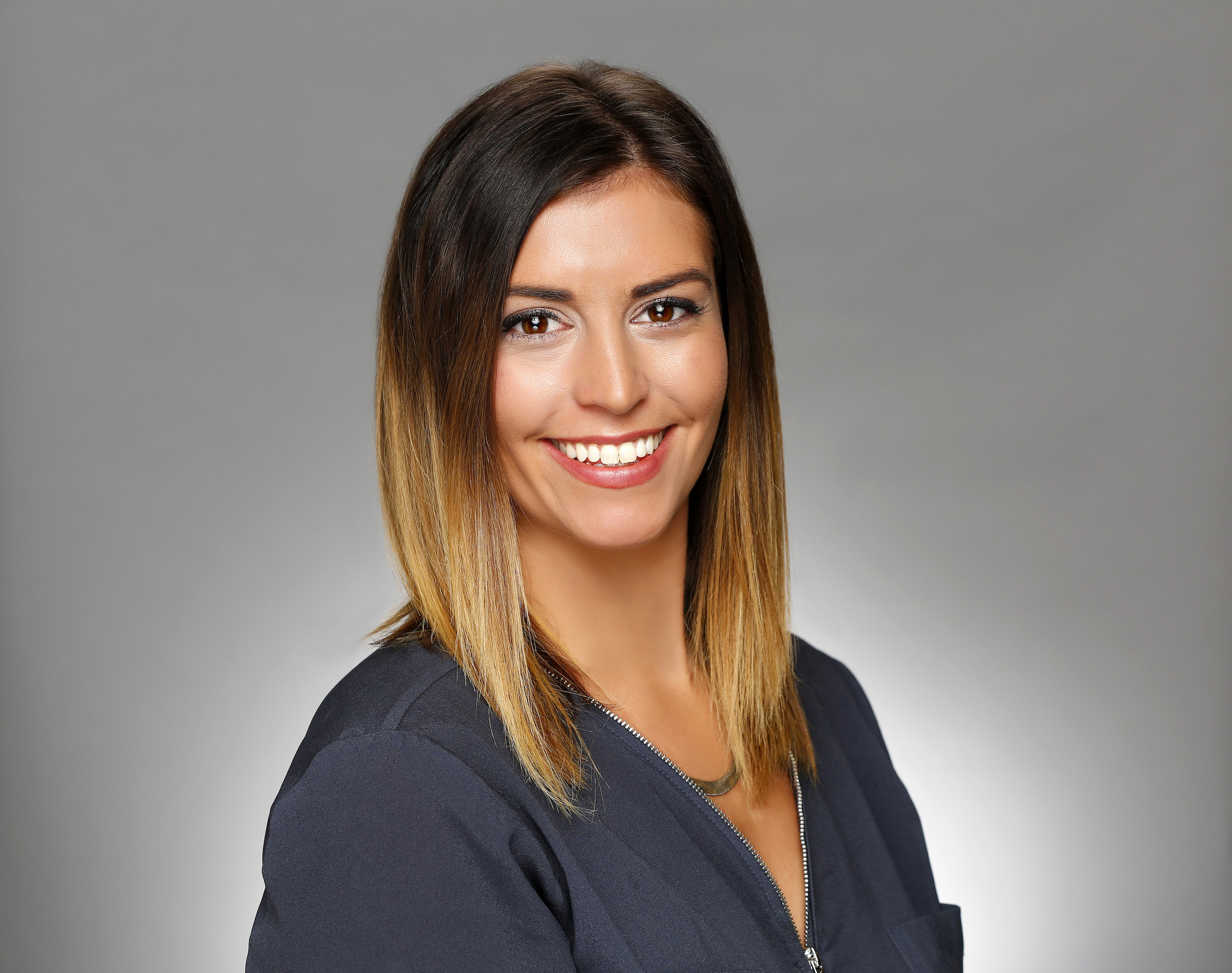 Alisa Alvich, Marketing & Communications '12