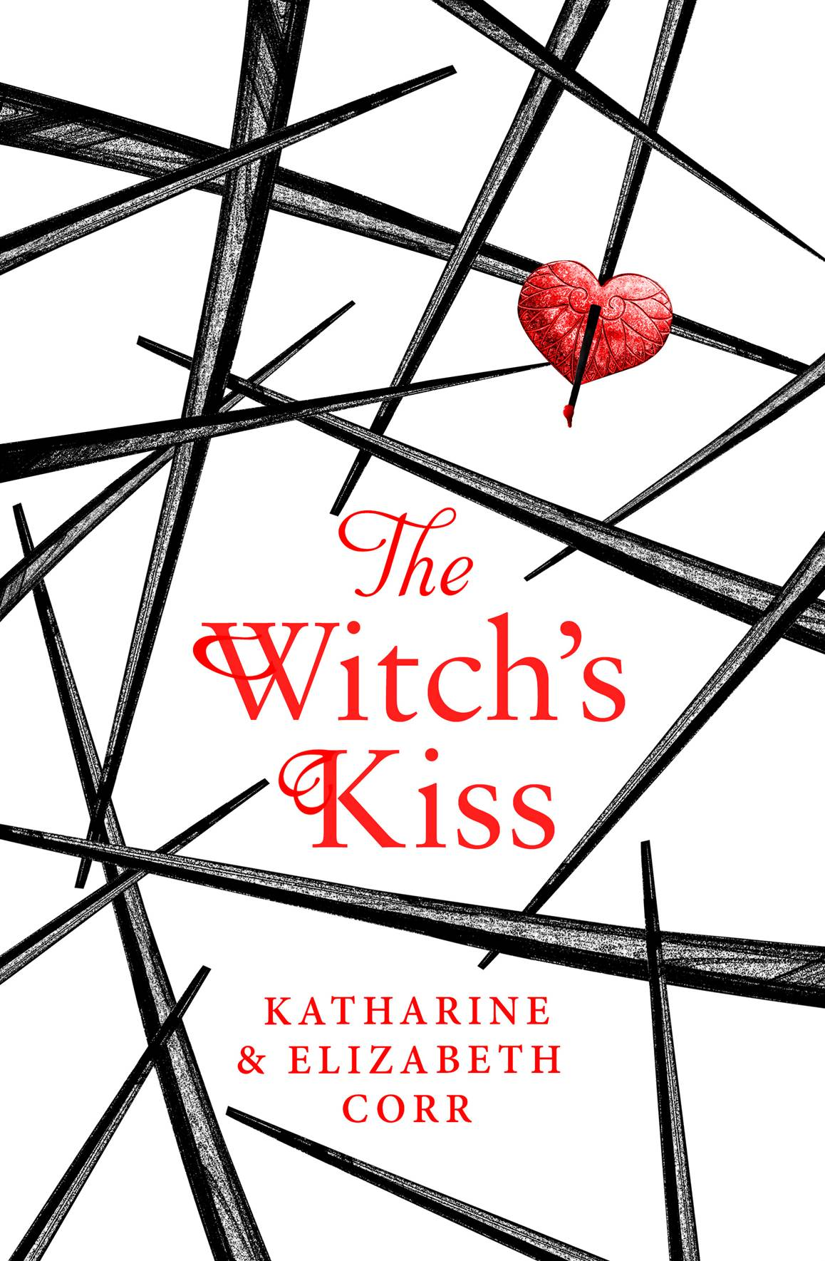 Early concept for The Witch's Kiss