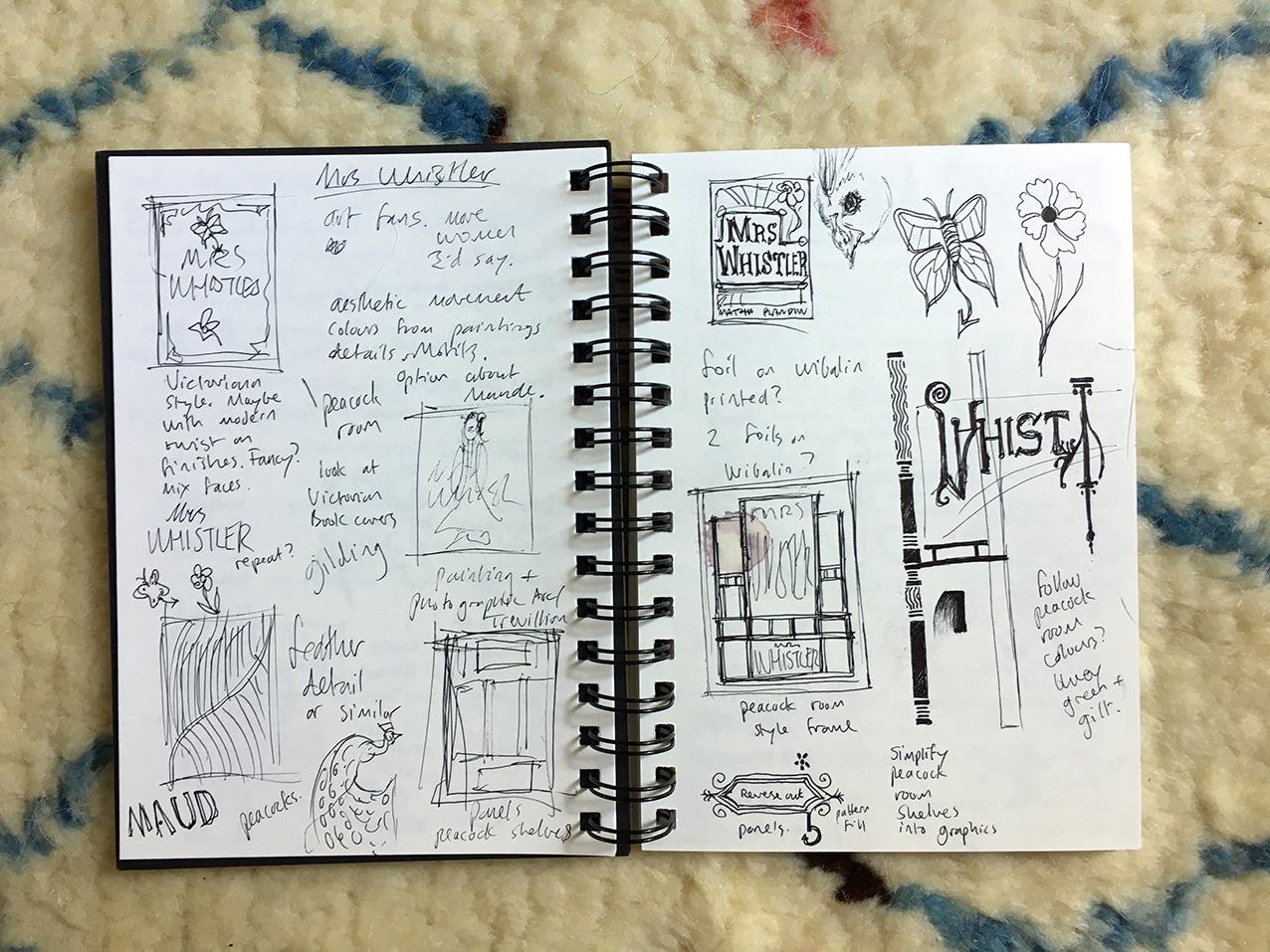 Mrs Whistler Sketchbook.JPG