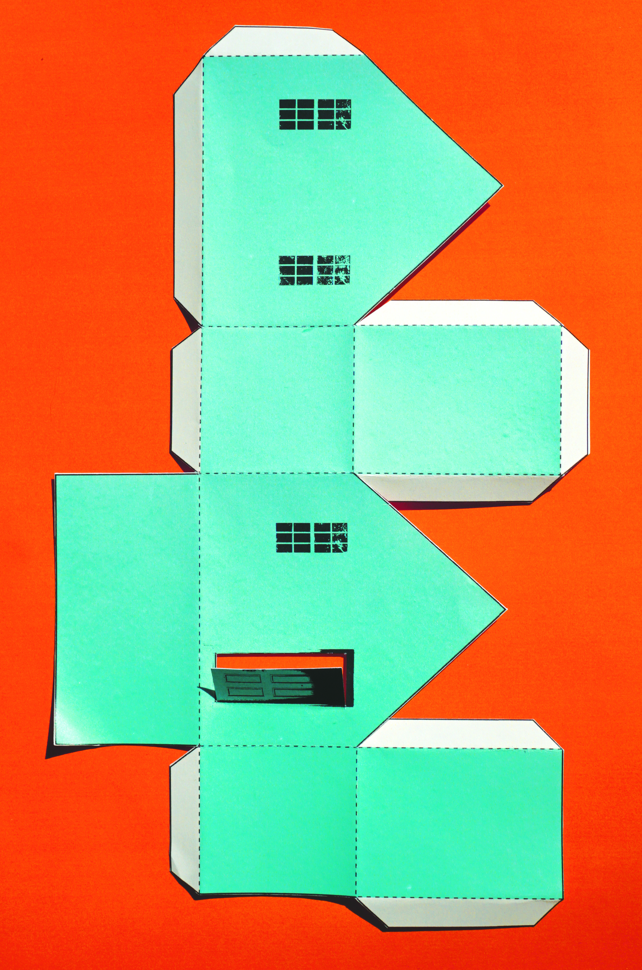 SPINE-David Litman Designs an Epic Cover for Ask Again, Yes