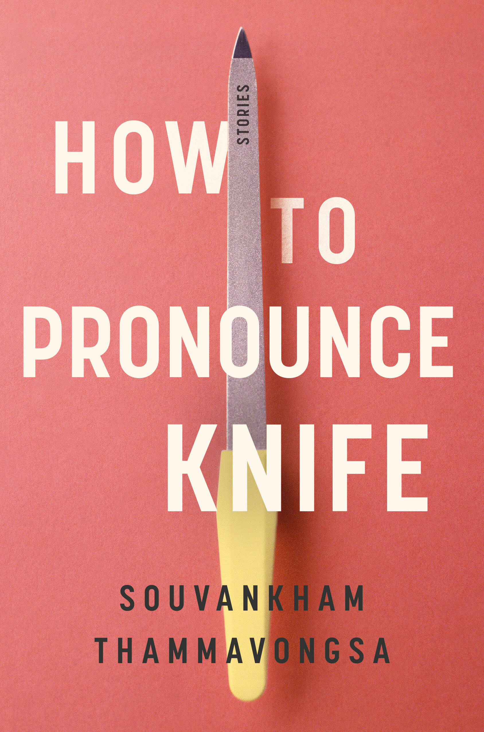 SPINE-Lauren Harms on Designing How to Pronounce Knife