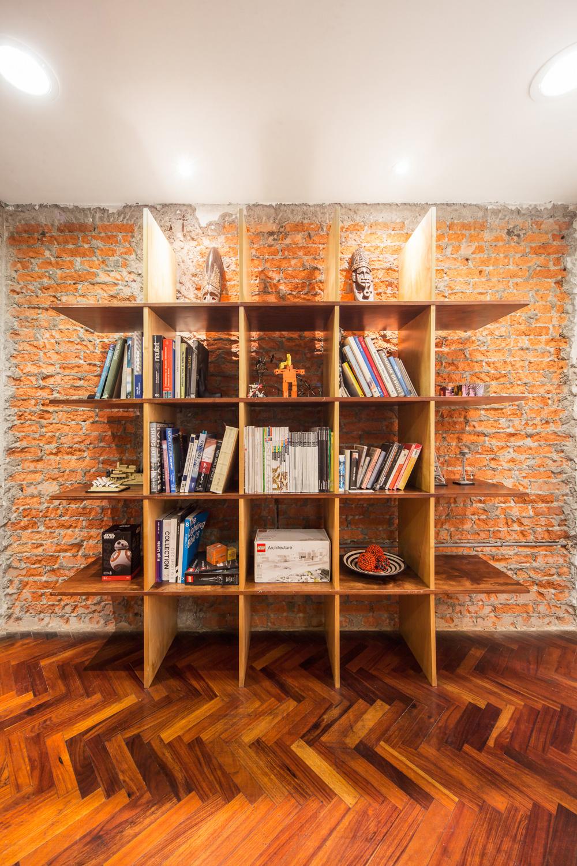 Studio:  Viroslav Architects Studio Remodelled 2015 San Jose, Costa Rica  Photo by: Roberto D'Ambrosio