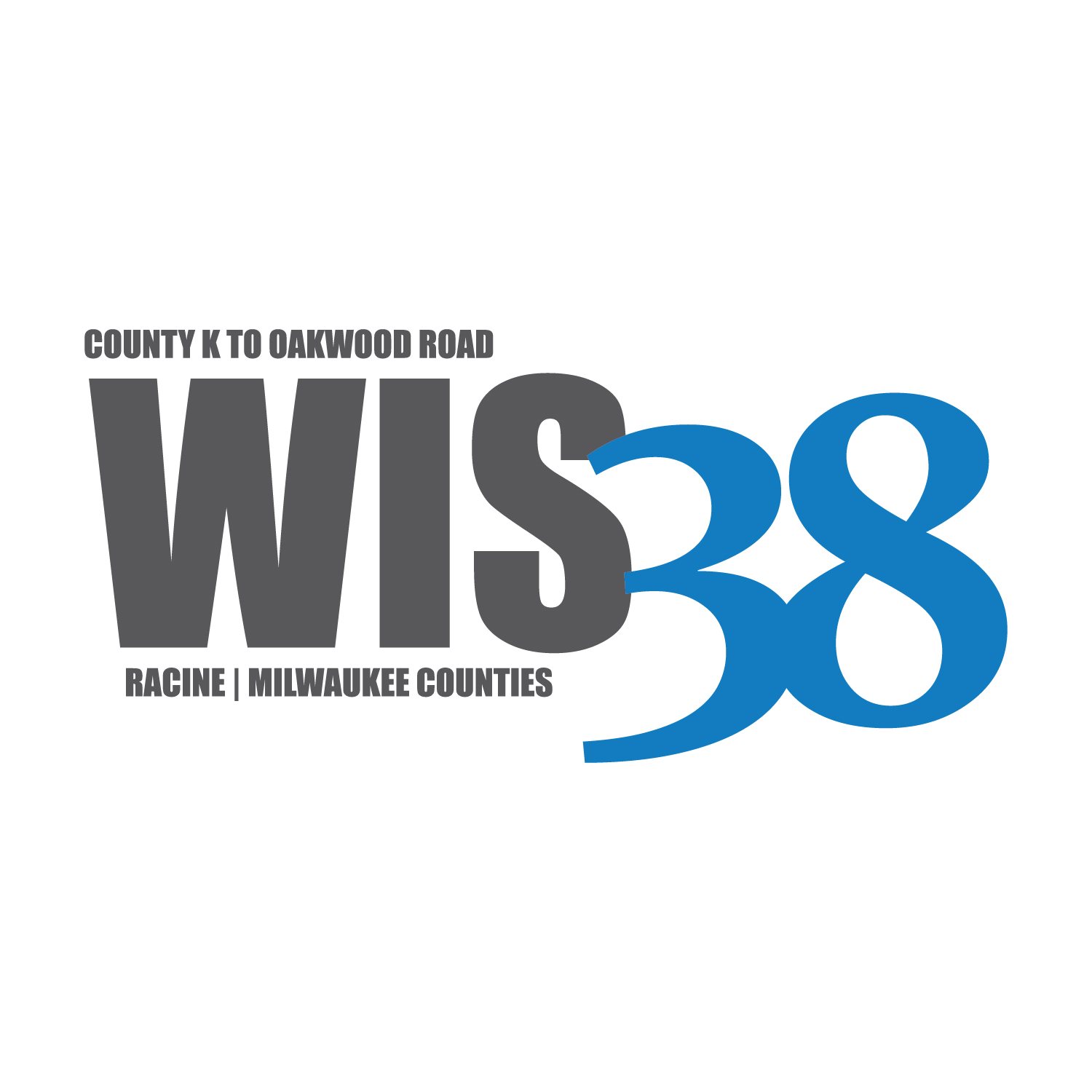 WIS 38 - County Hwy K to Oakwood Road