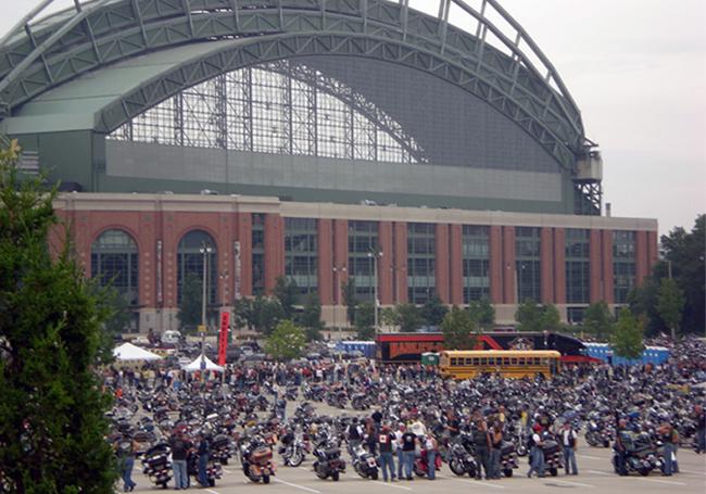 Harley Davidson 105th Anniversary Event