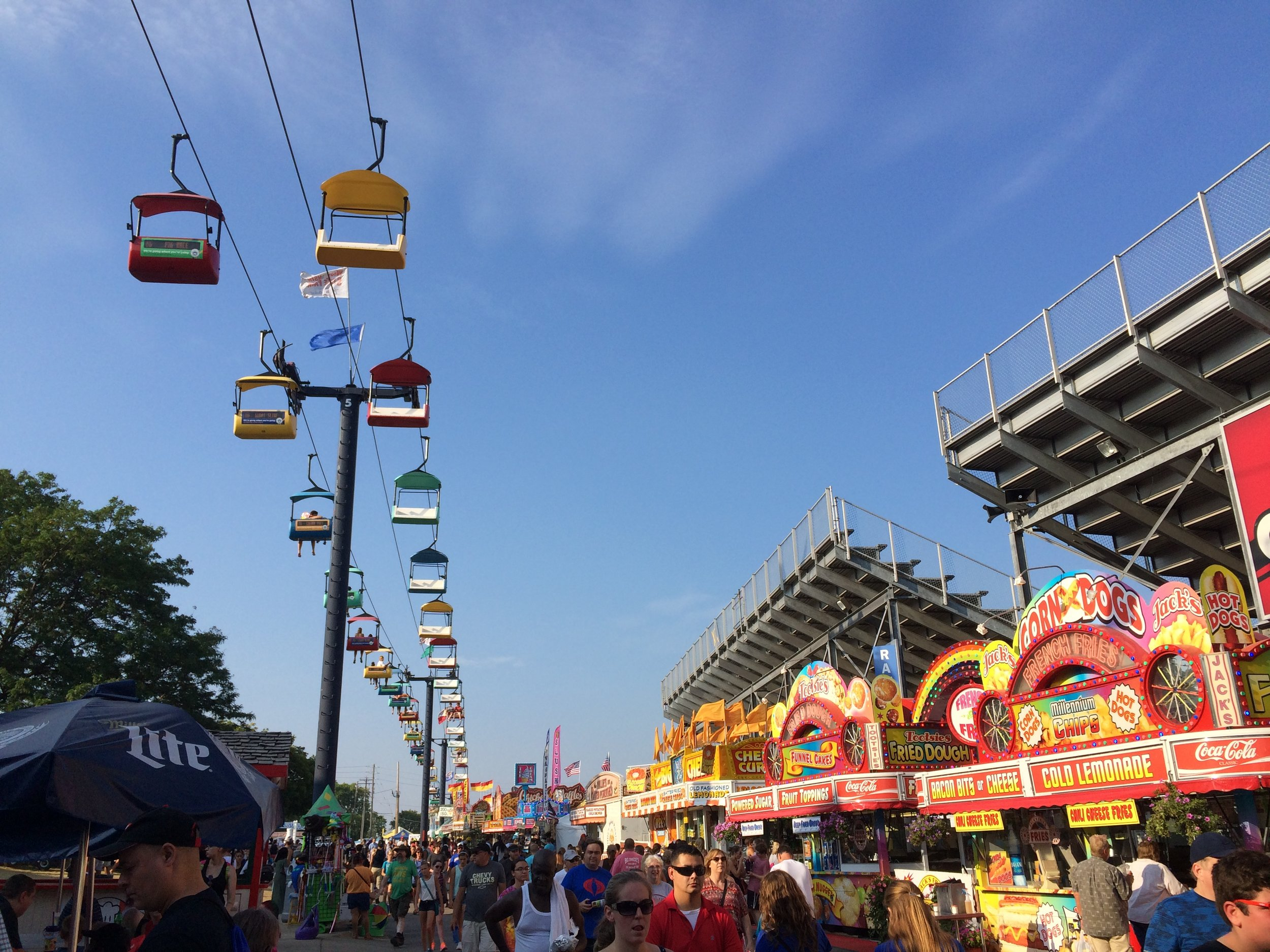 Image courtesy of the Wisconsin State Fair