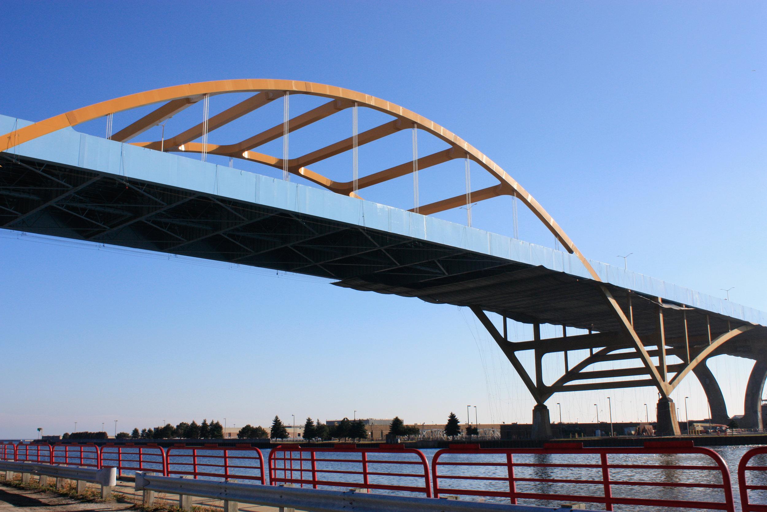 I-794 Lake Freeway/Hoan Bridge Project
