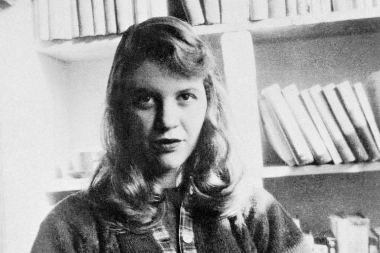 "While still in college, Plath plummeted into depression and was hospitalized and treated with shock therapy. She described her hospitalization as a ""time of darkness, despair, and disillusion — so black only as the inferno of the human mind can be — symbolic death, and numb shock — then the painful agony of slow rebirth and psychic regeneration.""  The poet made  multiple suicide attempts  before eventually succeeding in 1963. She consulted physicians that same year and complained of severe depression, even speaking about her numerous failed suicide attempts. Her doctor prescribed an antidepressant and acknowledged that she was, indeed, severely clinically depressed.  Plath was also known, among friends and colleagues, for her frequent mood swings, tendencies toward impulsivity and a mercurial temperament. She was easily plunged into dejection by even the smallest rejection or perceived failure. Her poetry deals with shock treatment, suicide, self-loathing and dysfunctional — all subjects with which she had firsthand experience.  - by kim miccan  read more @  http://airshipdaily.com/blog/022620145-writers-mental-illness"