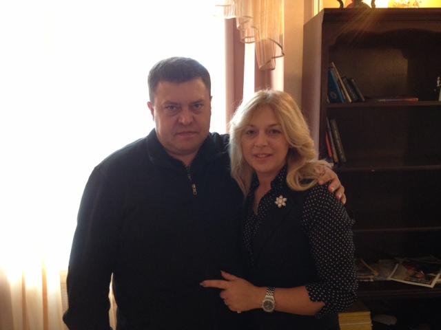 Edward & Larissa Grabovenko - Russia