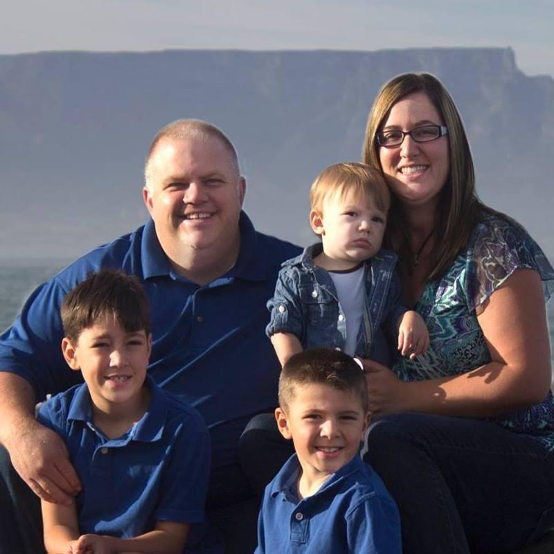 Scott & Erin Pongratz - South Africa