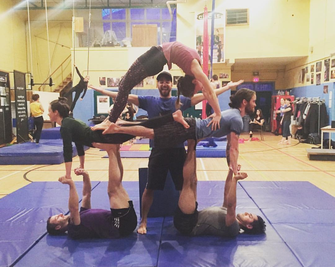 ACRO CLASSES -