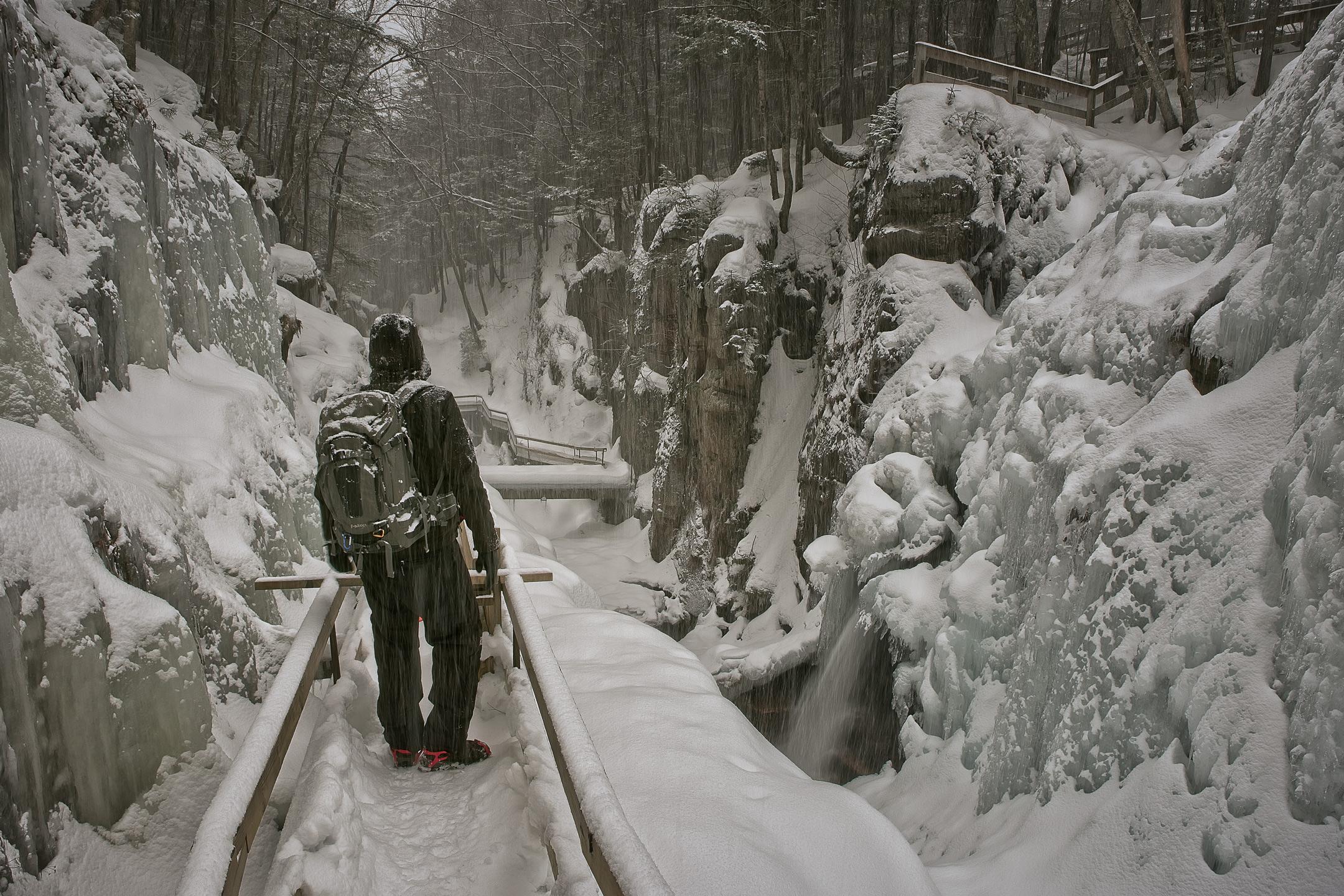 White Mountains, N.H.